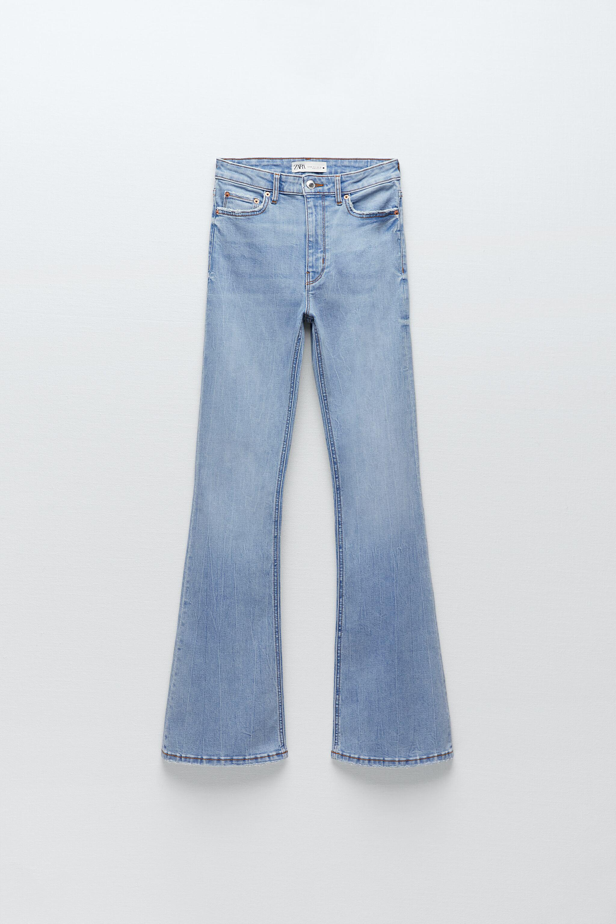 ZW THE SKINNY FLARE JEANS 6