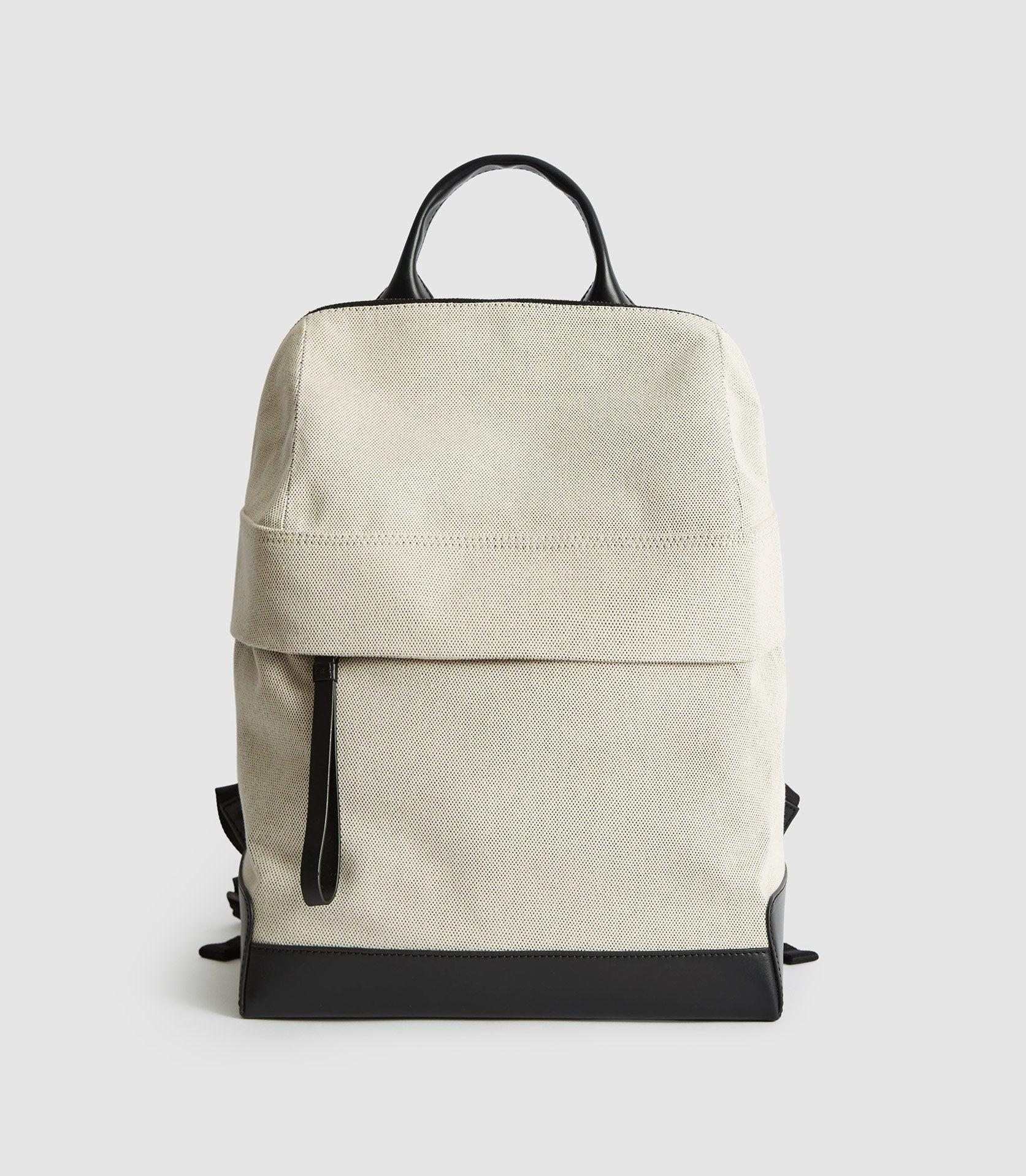 ALBION - CANVAS BACKPACK