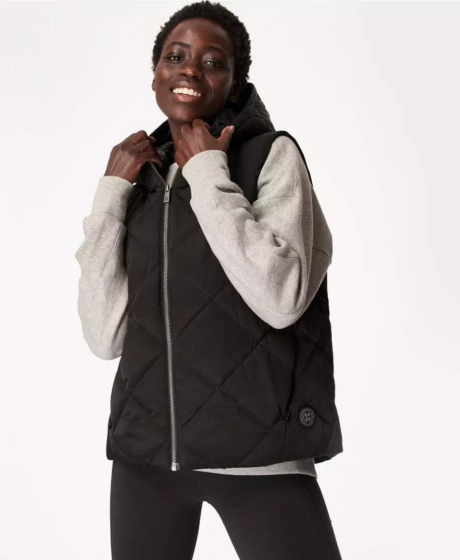 Pioneer Quilted Puffer Vest