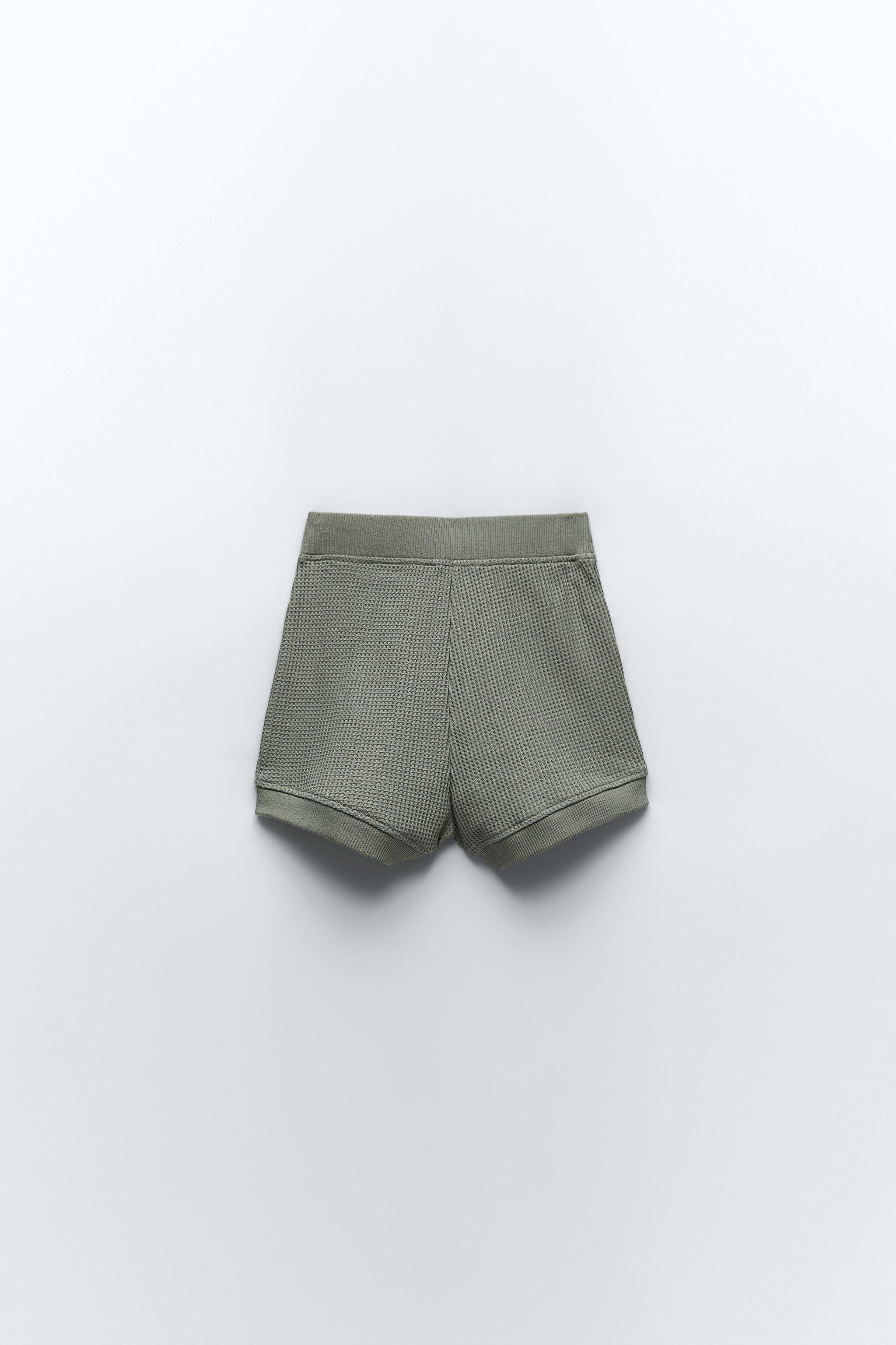 STRUCTURED SHORTS 3