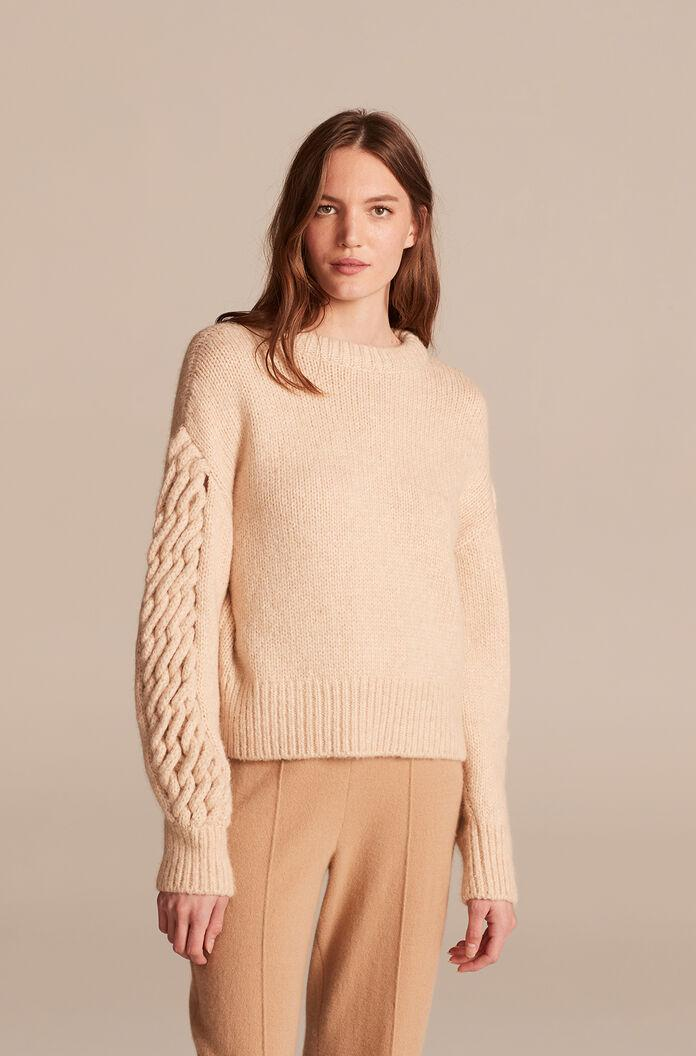 BRAIDED PULLOVER 3