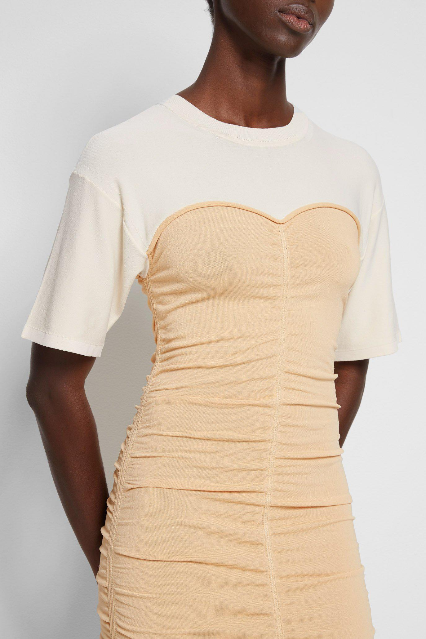 Charleigh Ruched Dress 3