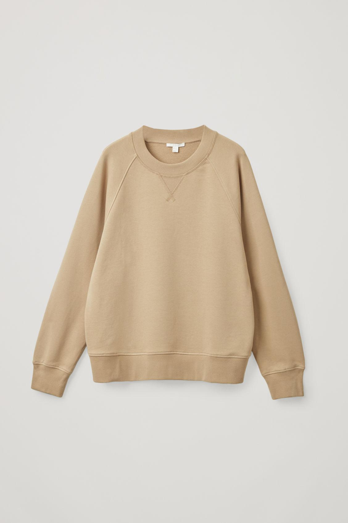 RELAXED-FIT TERRY SWEATSHIRT 6
