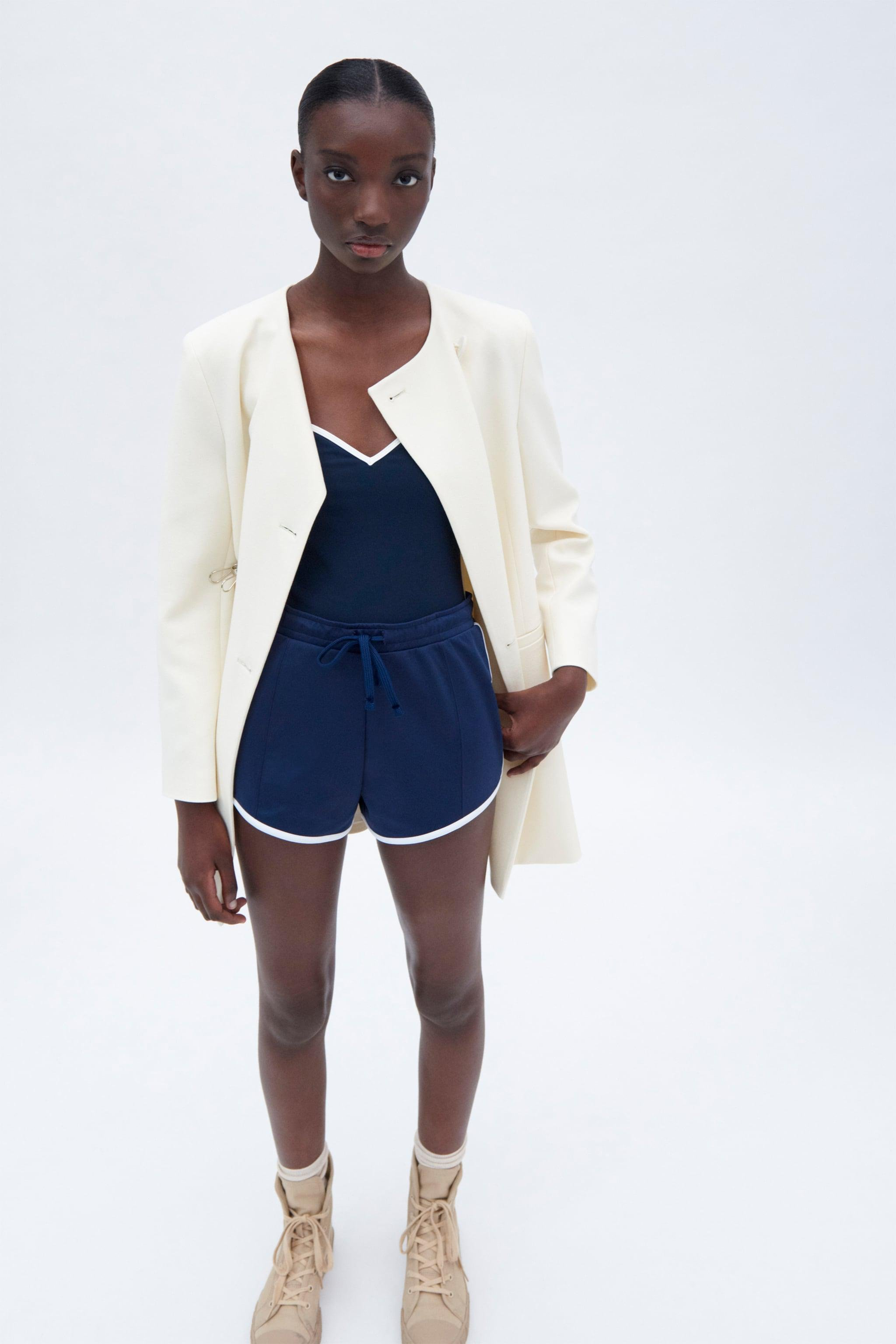DOUBLE BREASTED BUTTONED FROCK COAT