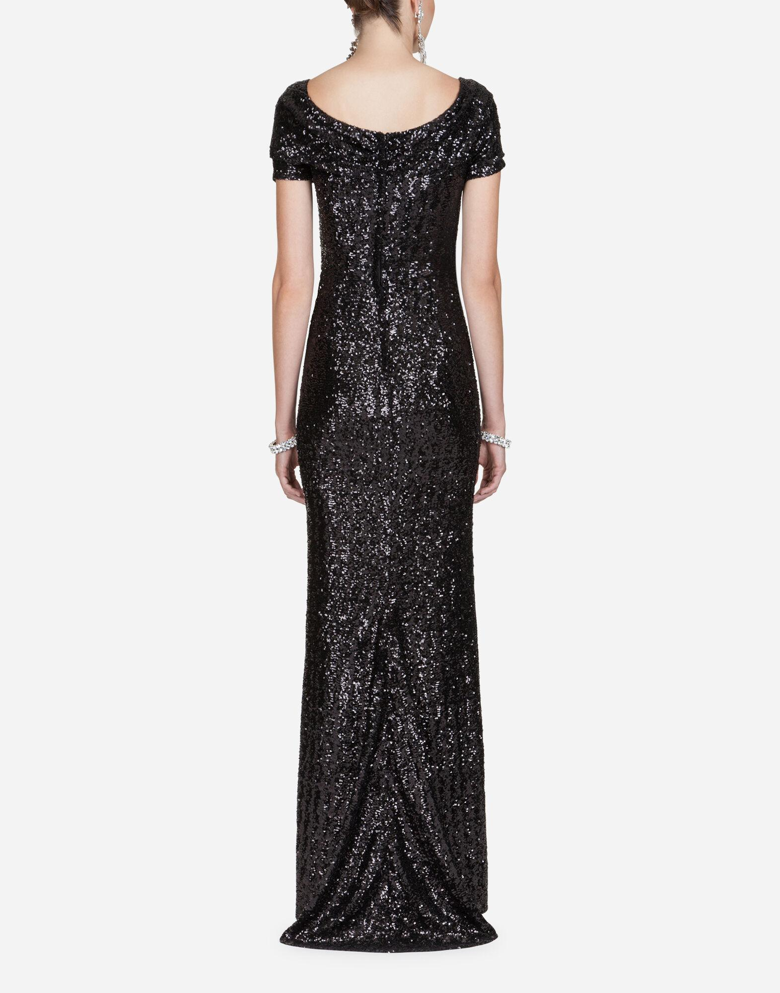 Sequined dress 1