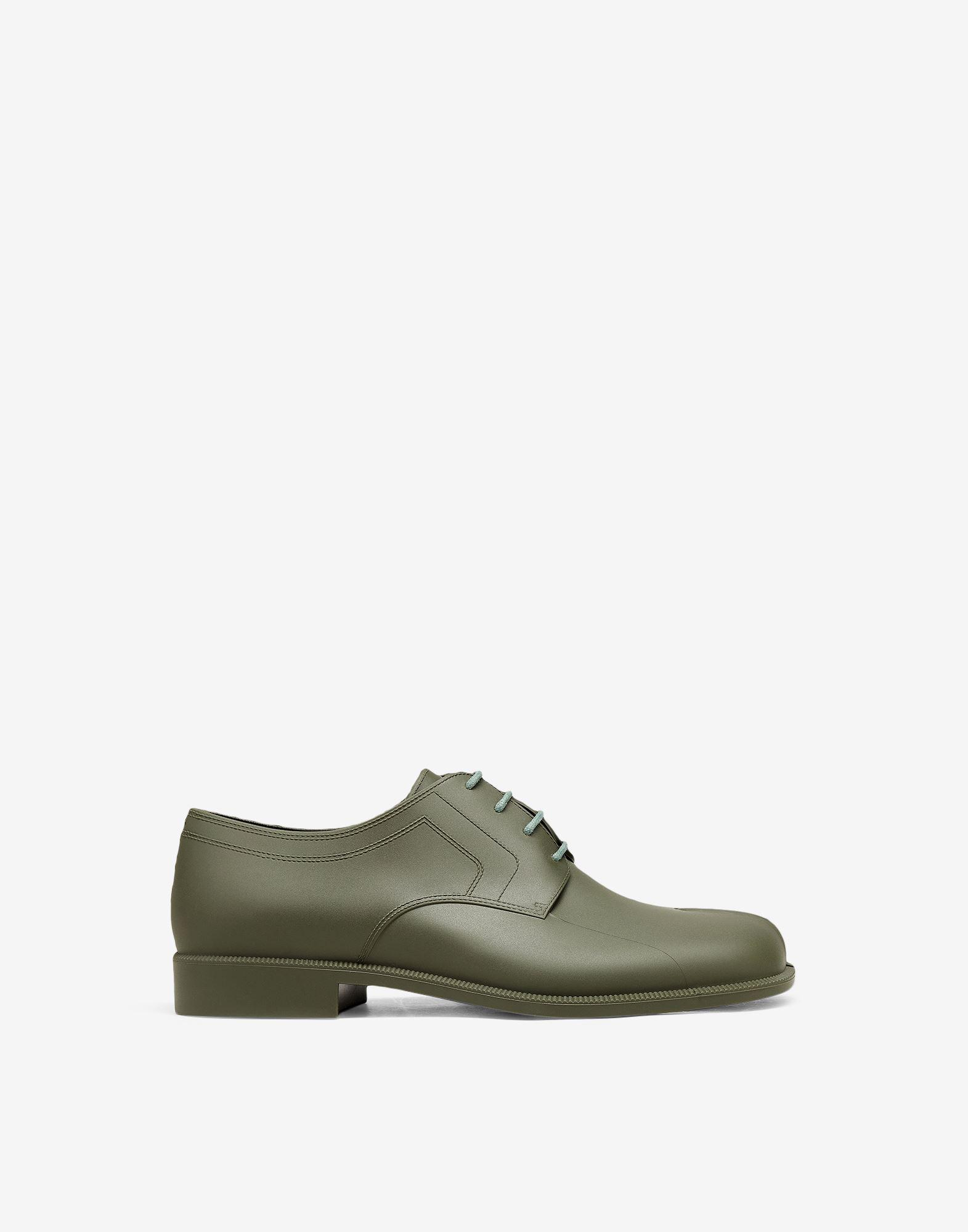 Tabi lace-up shoes 0