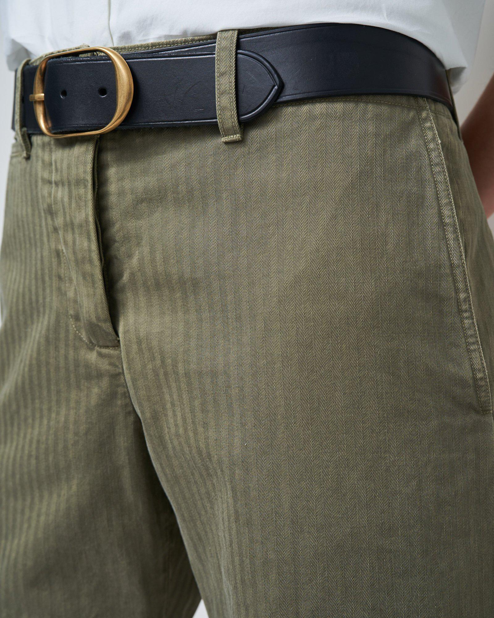 TOMBOY PANT WITH CUFF 5