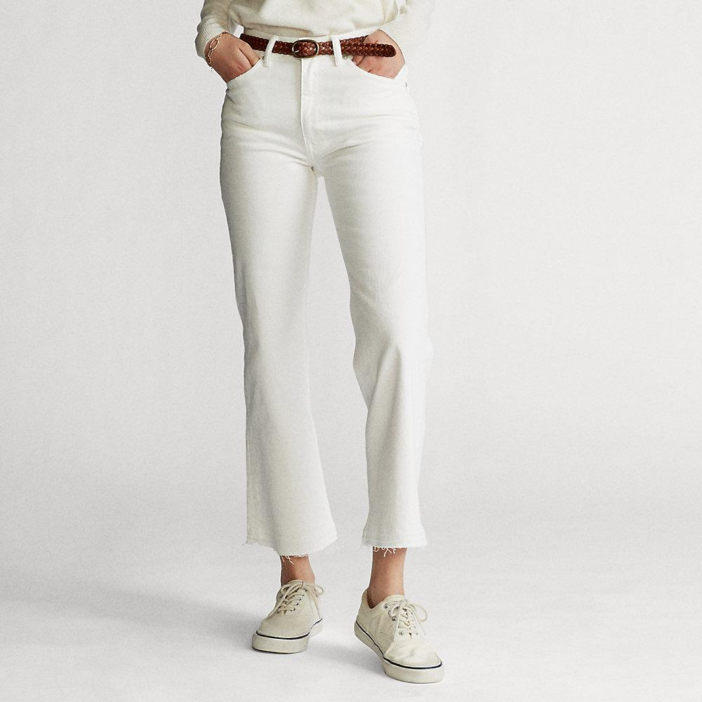 Laight Cropped Flare Jean