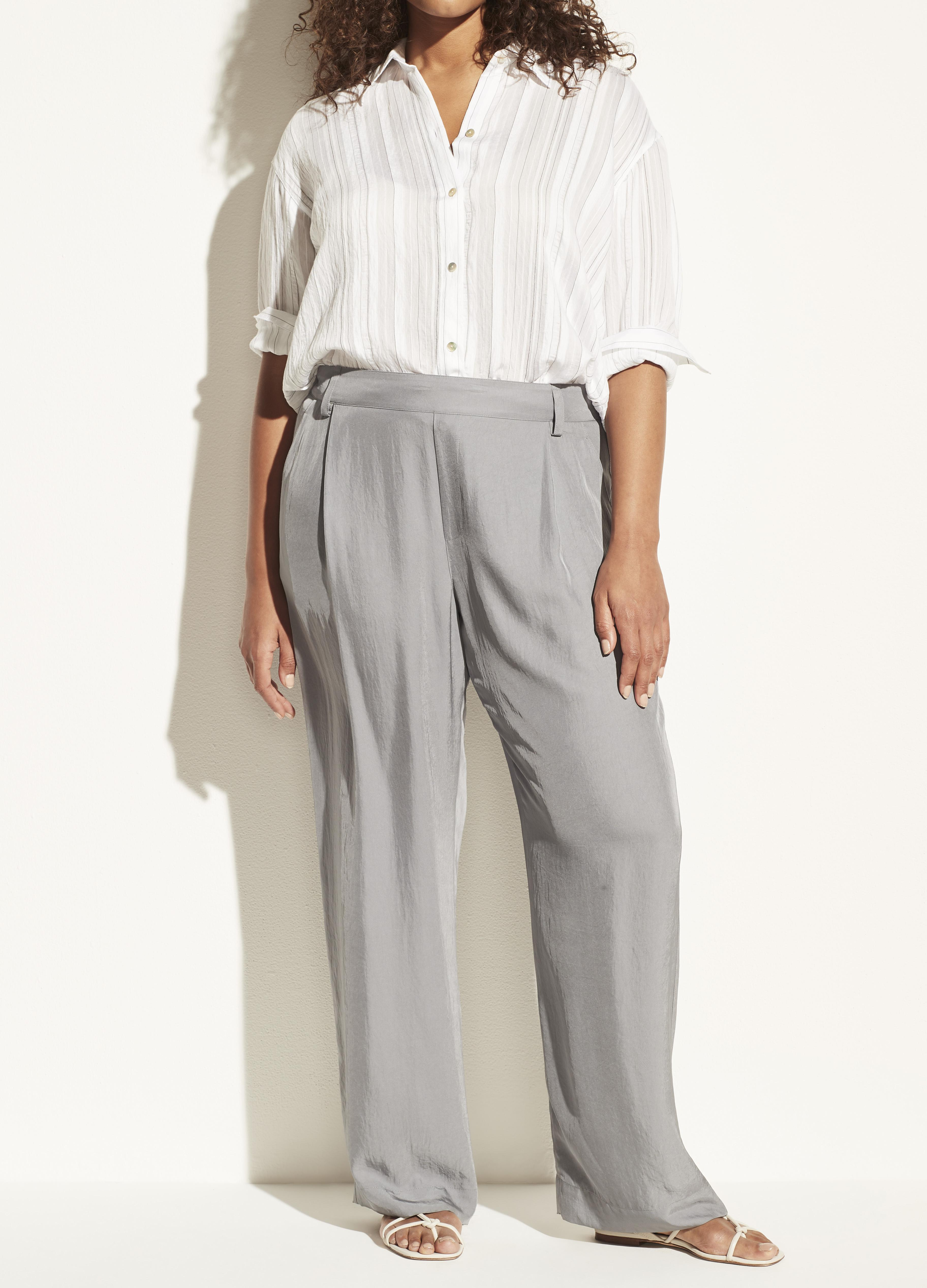 Wide Leg Pull On Pant 1