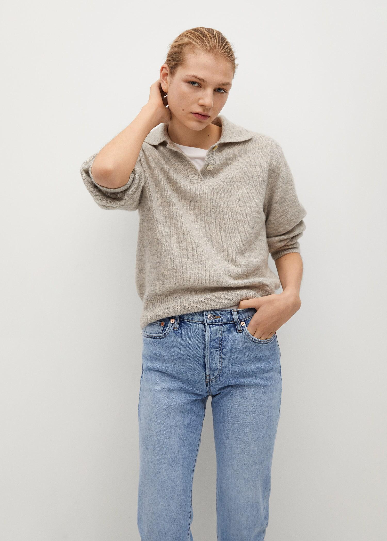 Ankle-length straight-fit jeans 3