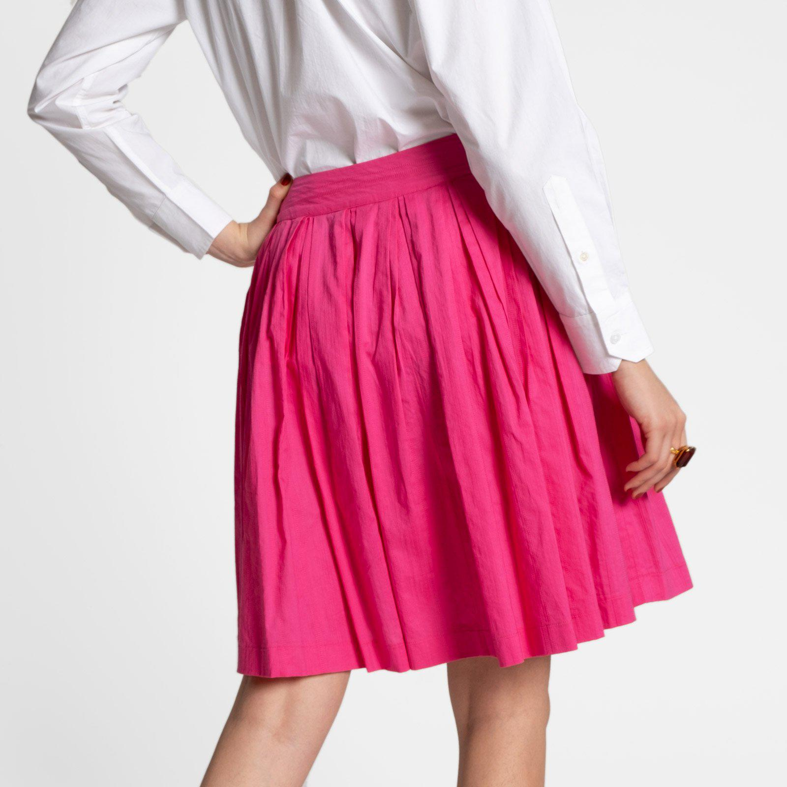Claire Skirt Pink 3