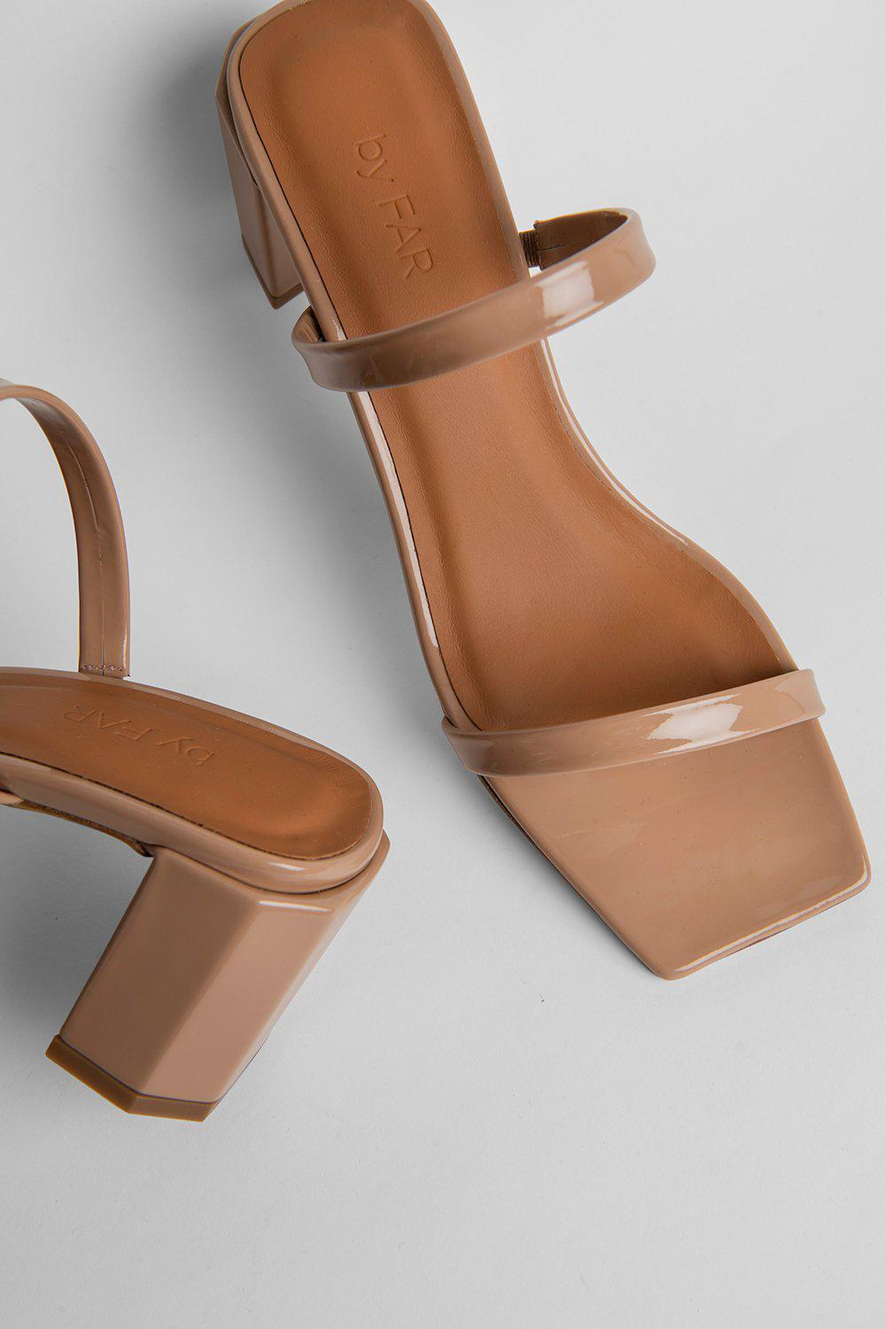 Tanya Nude Patent Leather 2