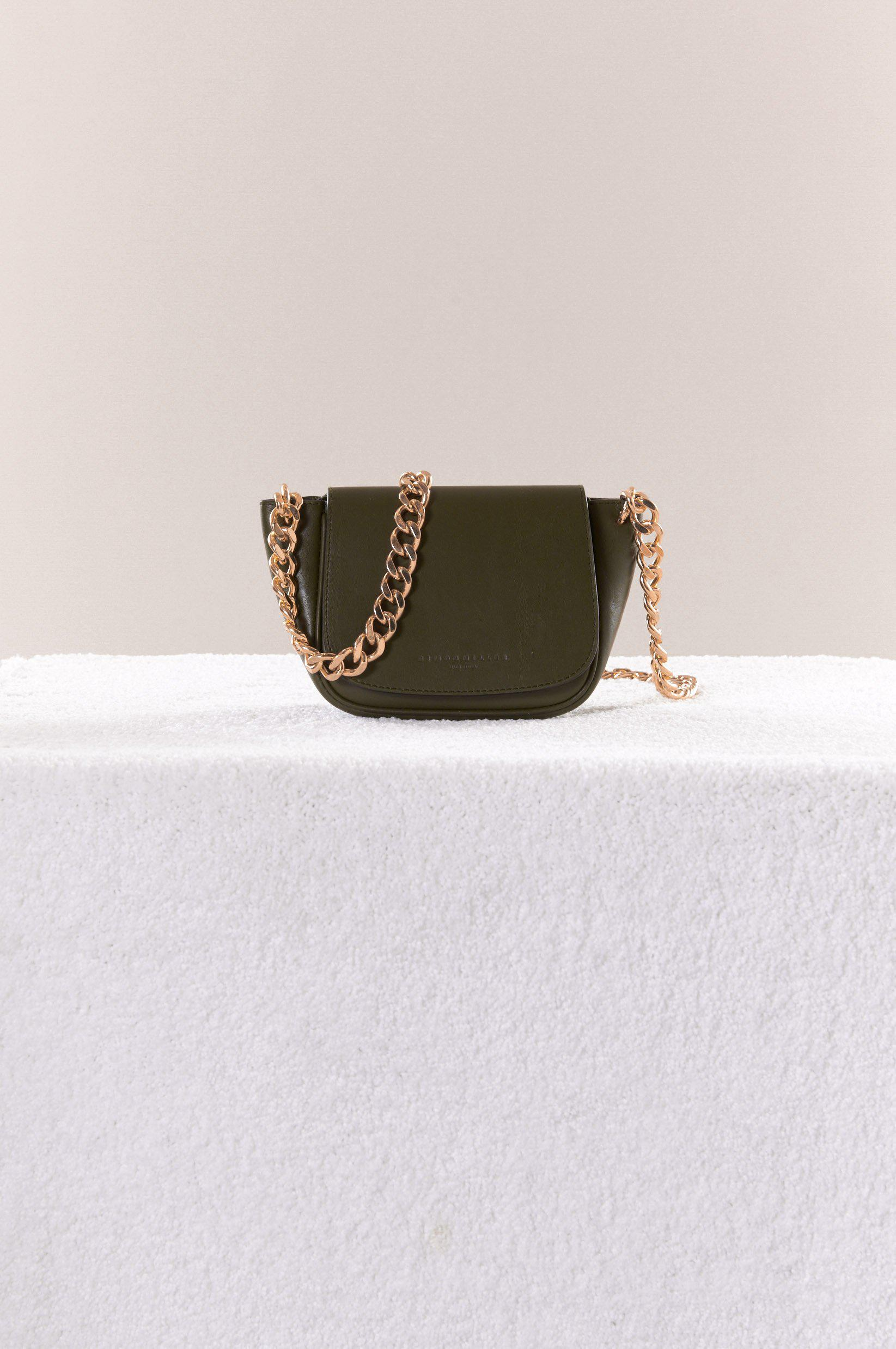 Mini Bend Bag in Forest