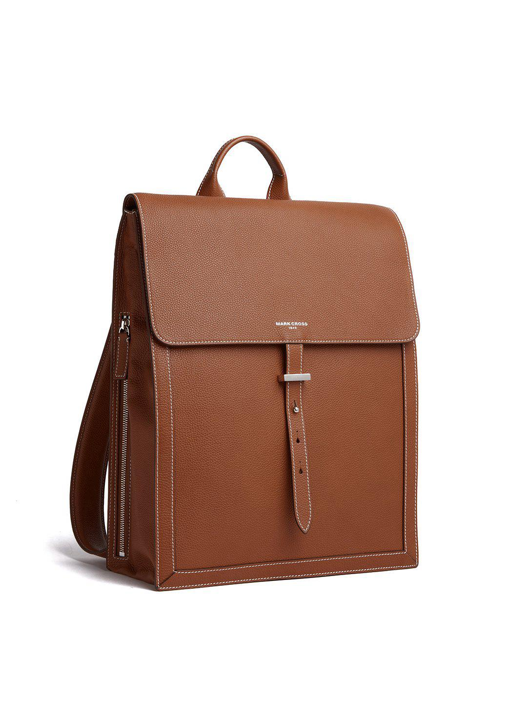 Andy Leather Backpack 3