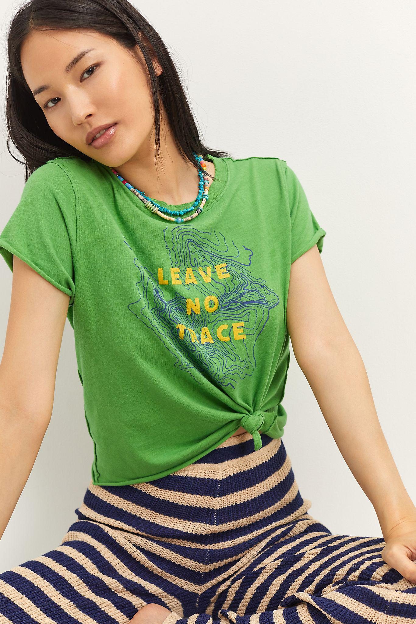 Leave No Trace Graphic Tee