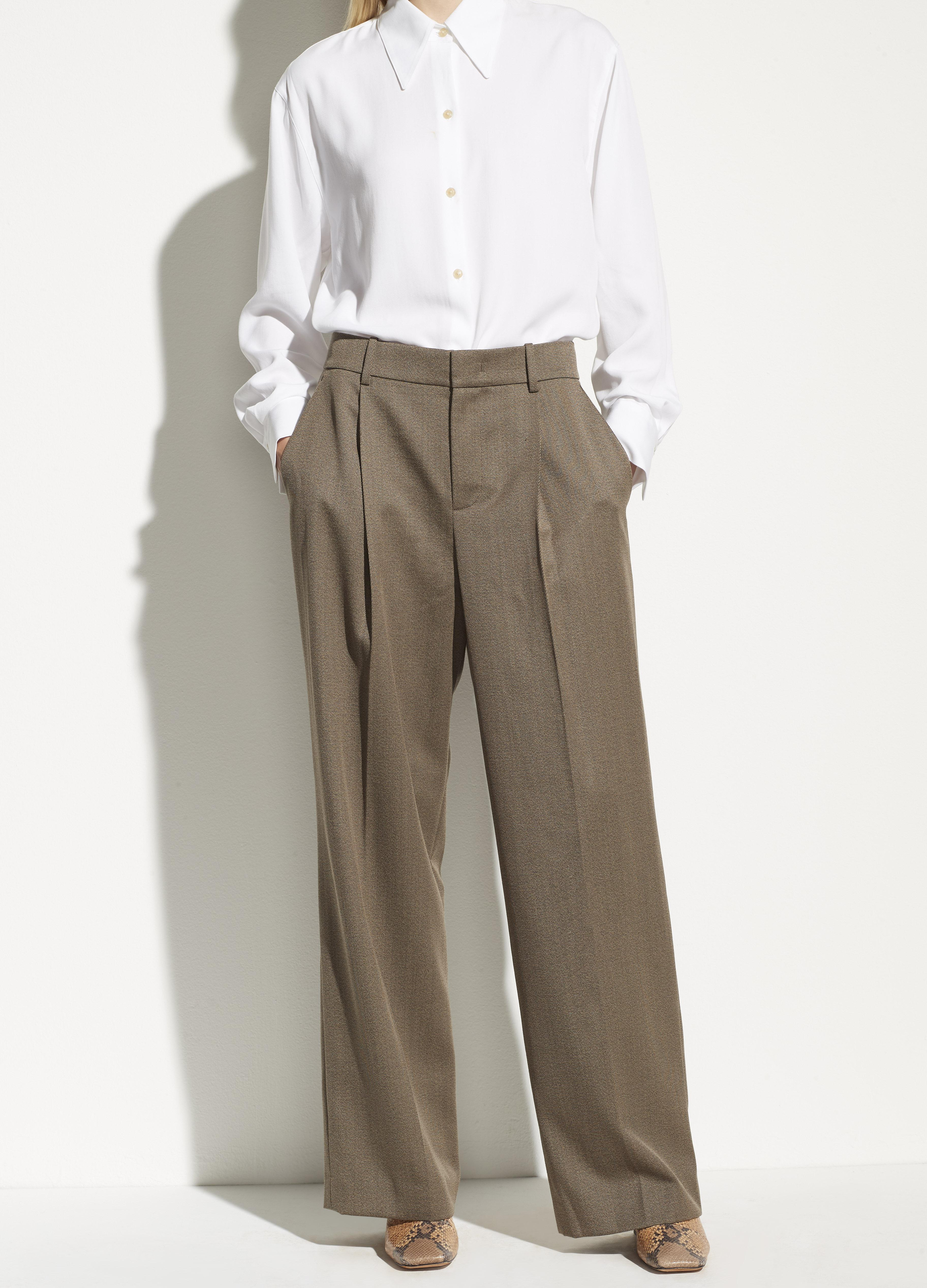 Tailored Twill Pant 1