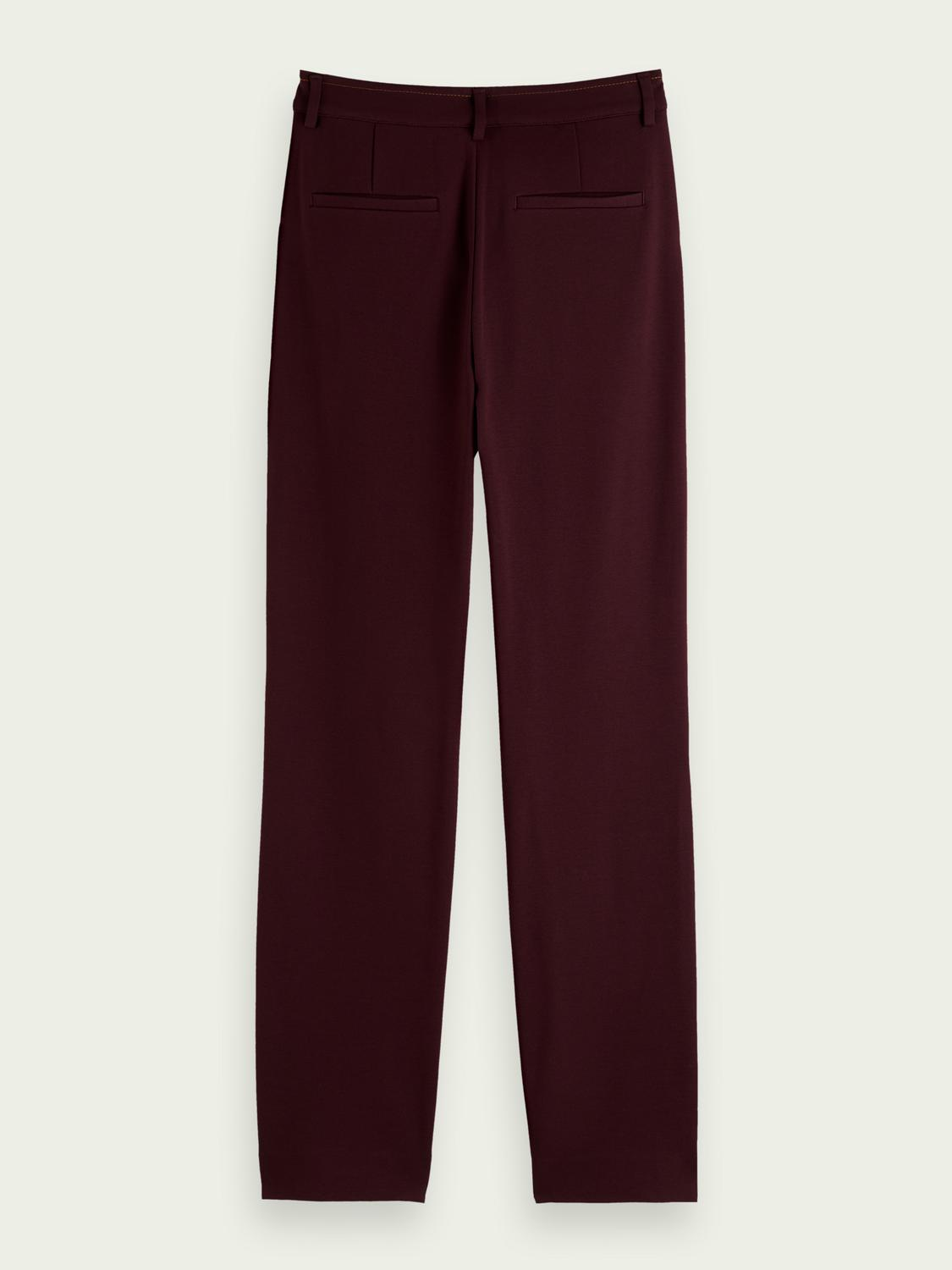 Lowry slim-fit tapered trousers 6