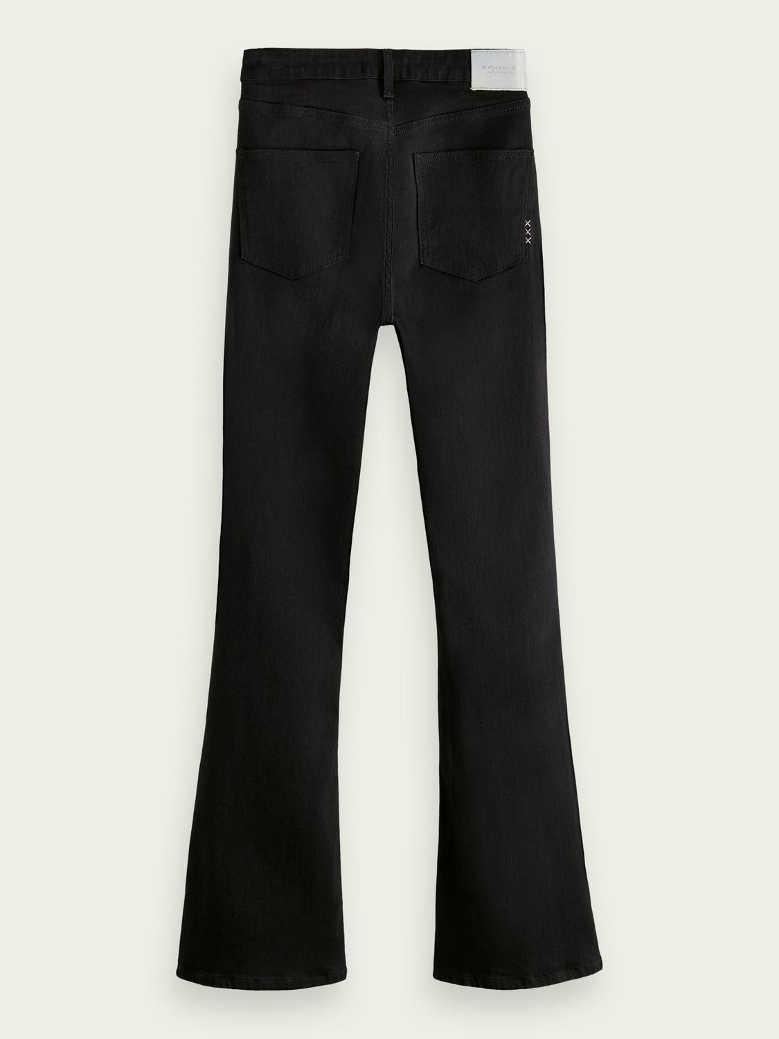 The Charm high-rise flared jeans —Think Different 6