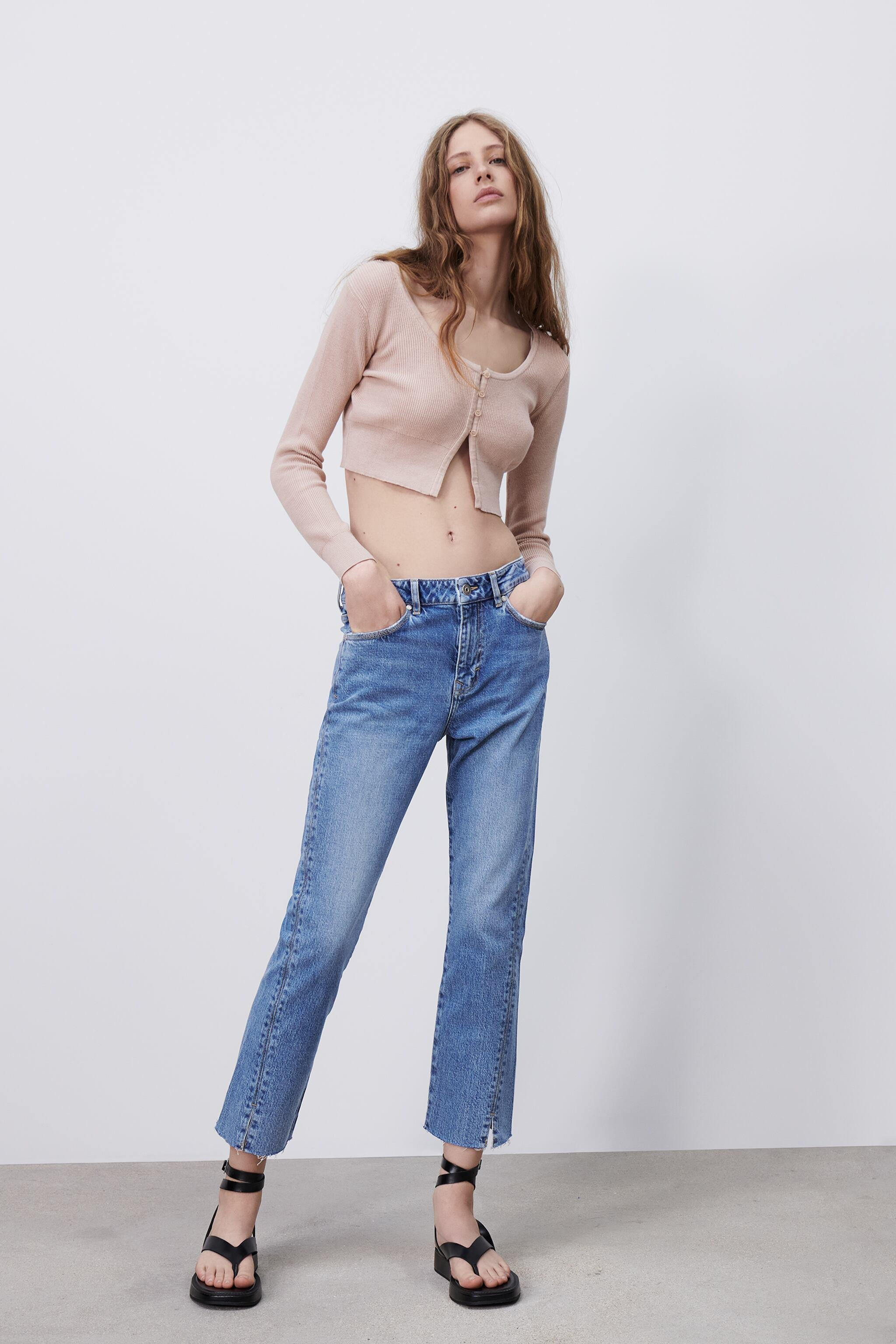 Z1975 HIGH RISE JEANS