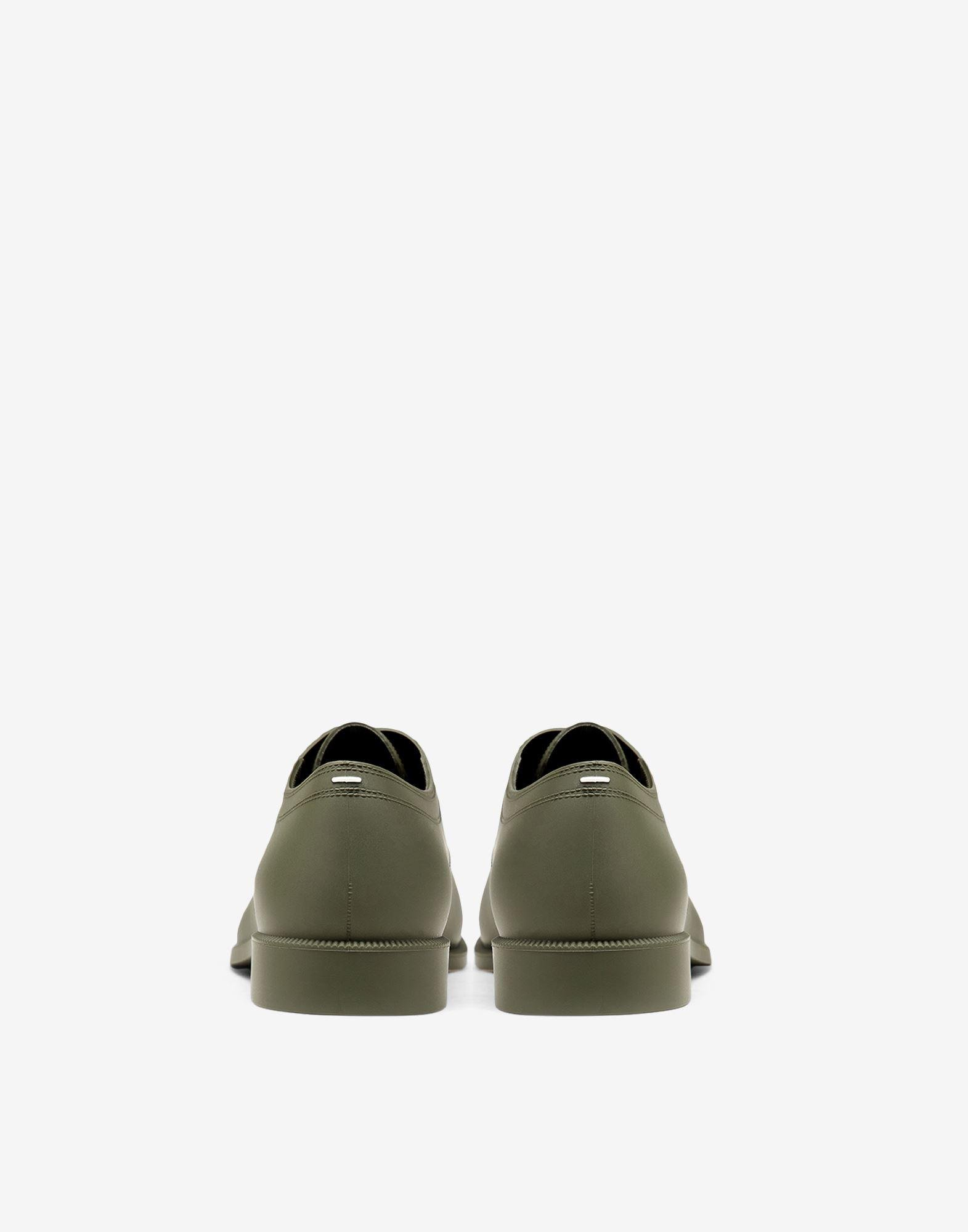 Tabi lace-up shoes 2