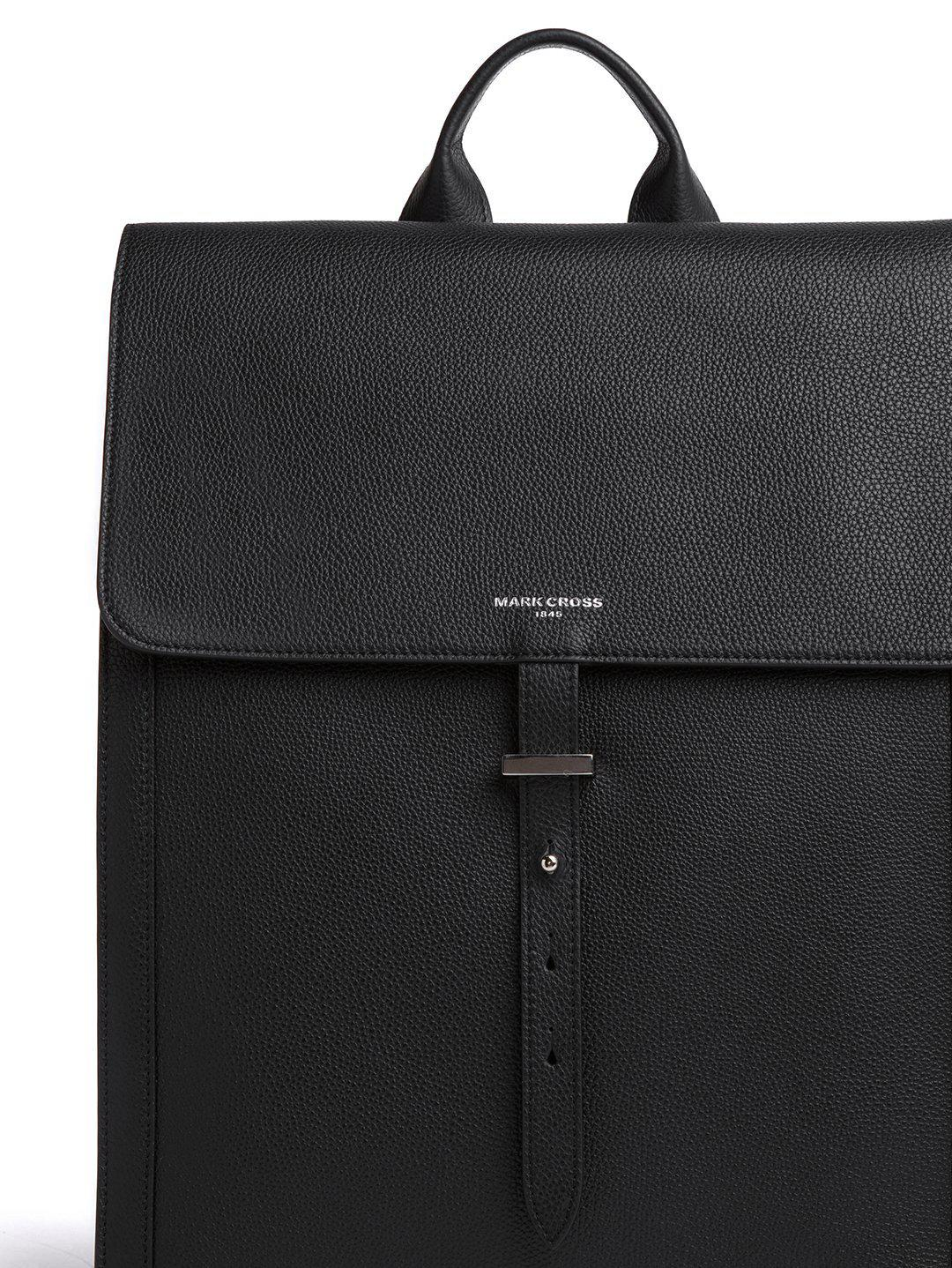 Andy Leather Backpack 4