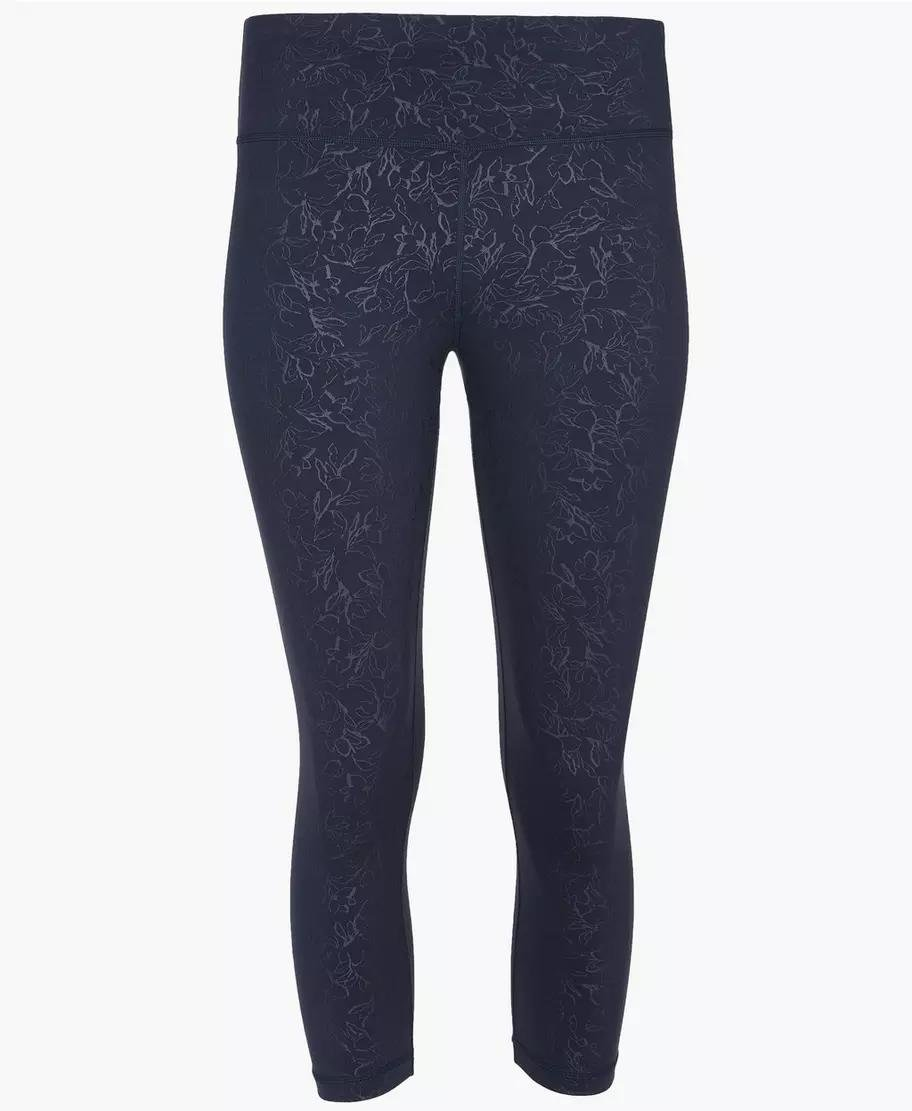 All Day Cropped Workout Leggings 7