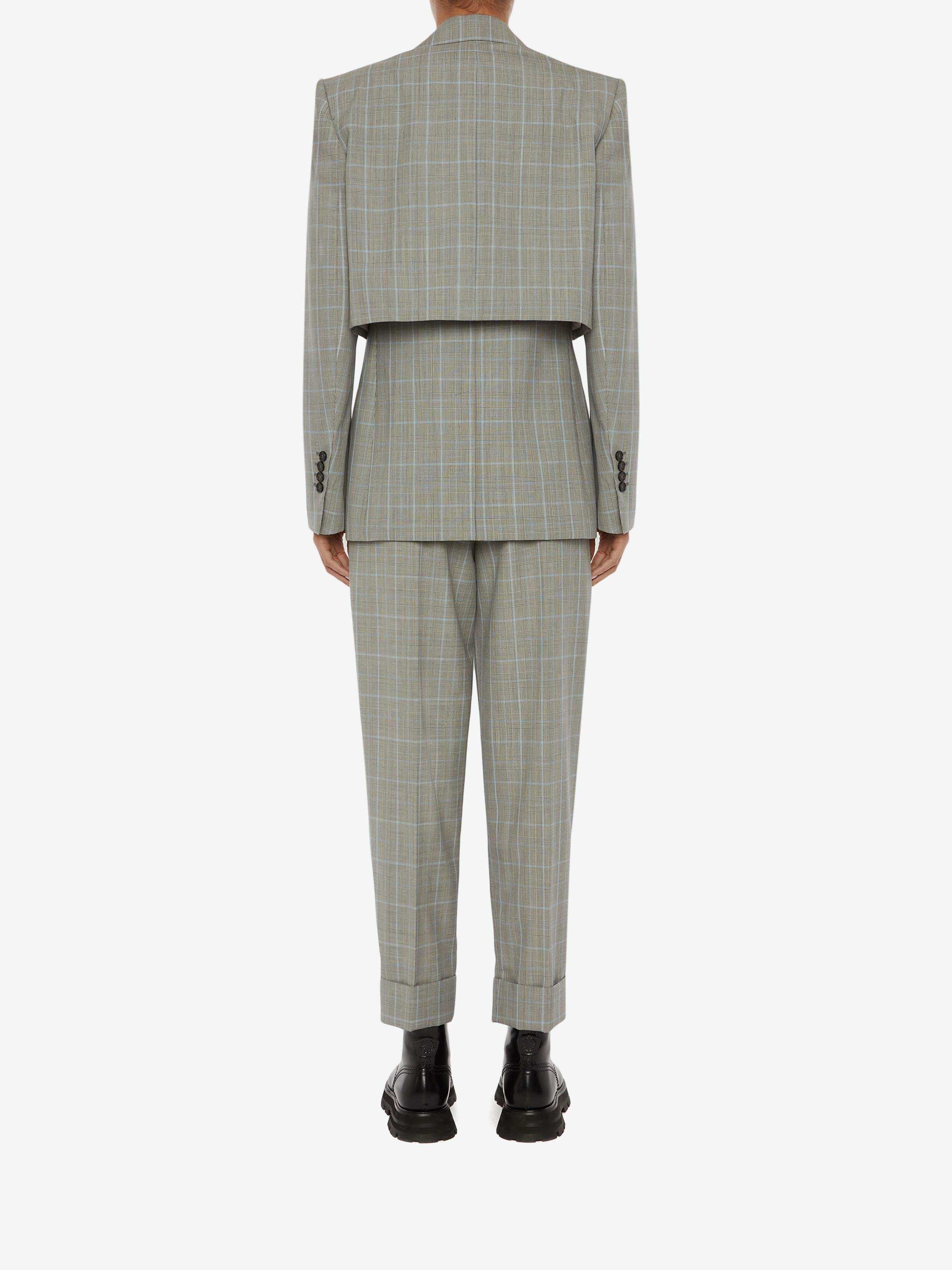 Prince of Wales Peg Trouser 2