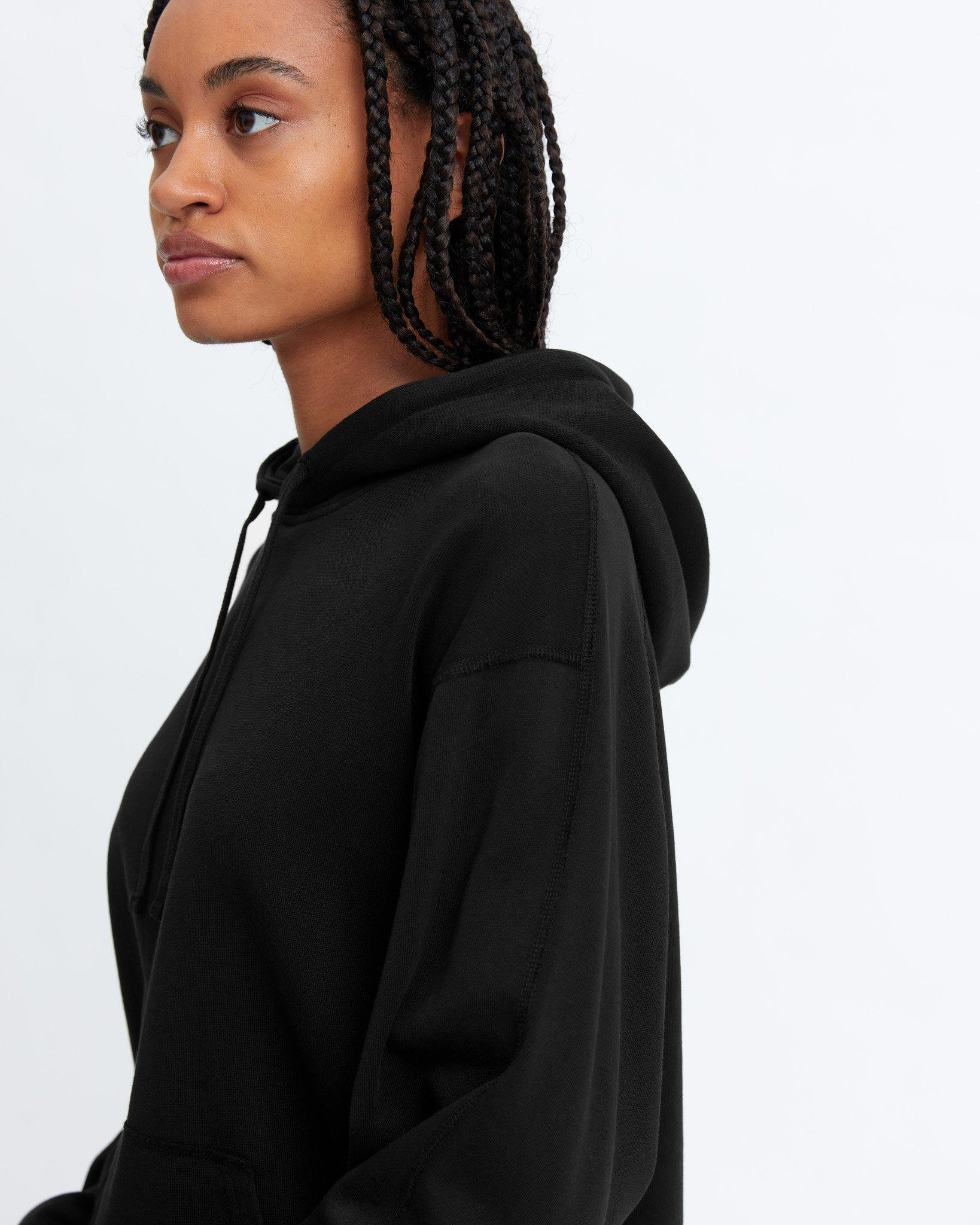Lightweight Terry Relaxed Hoodie 2