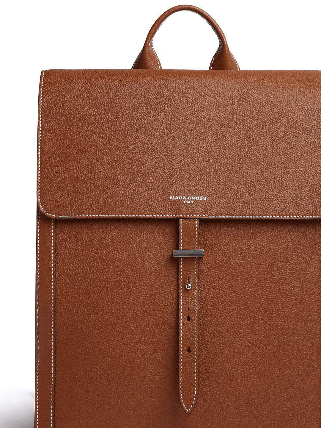 Andy Leather Backpack 5