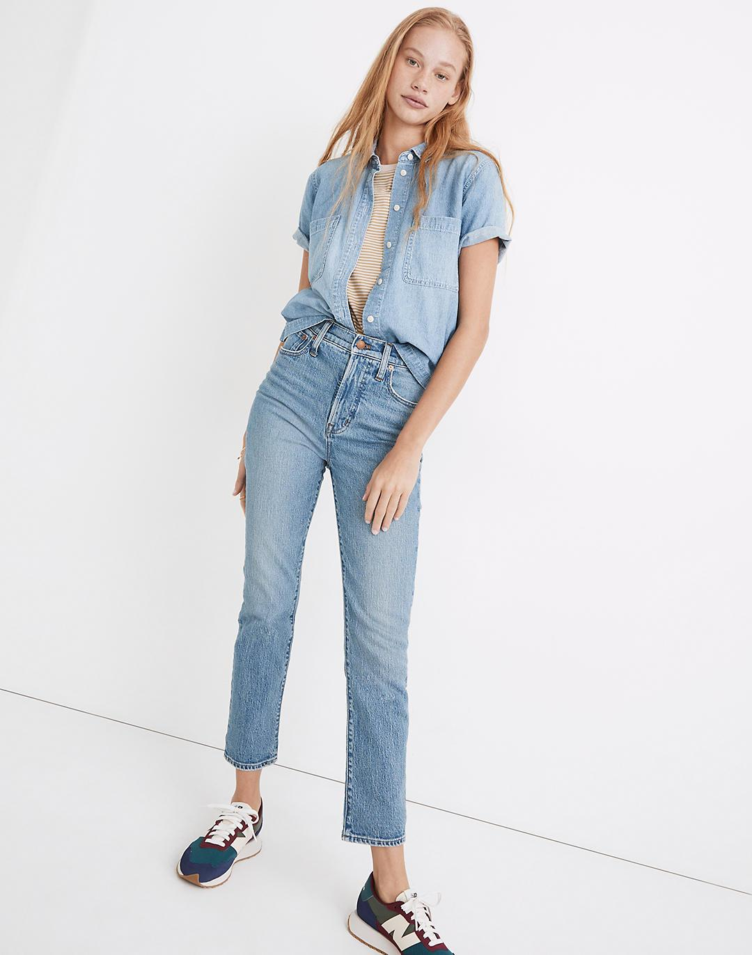 The Perfect Vintage Jean in Banner Wash
