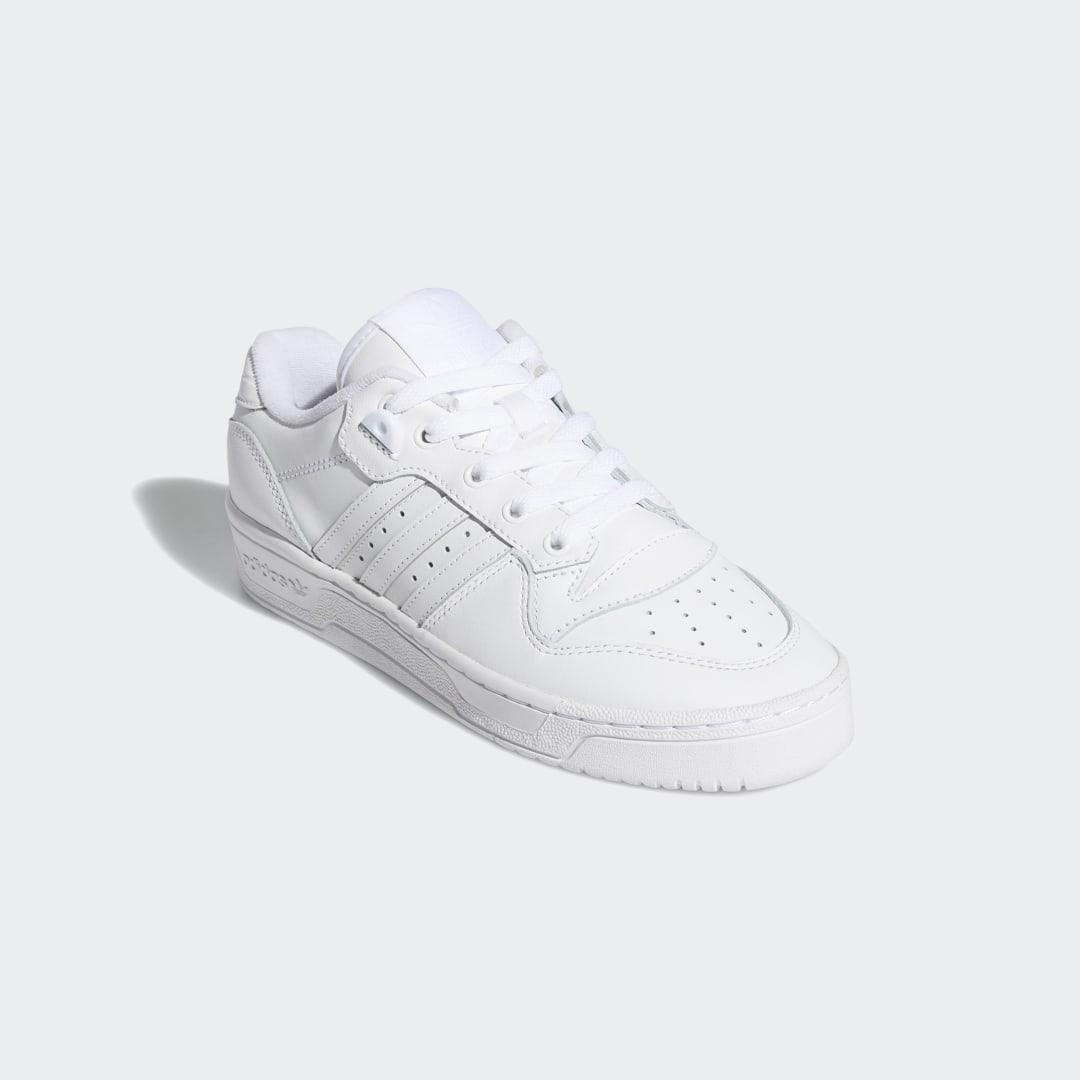 Rivalry Low Shoes White 9 - Womens Originals Shoes