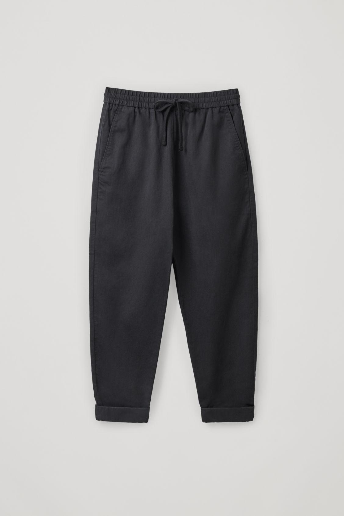 RELAXED JOGGERS 5