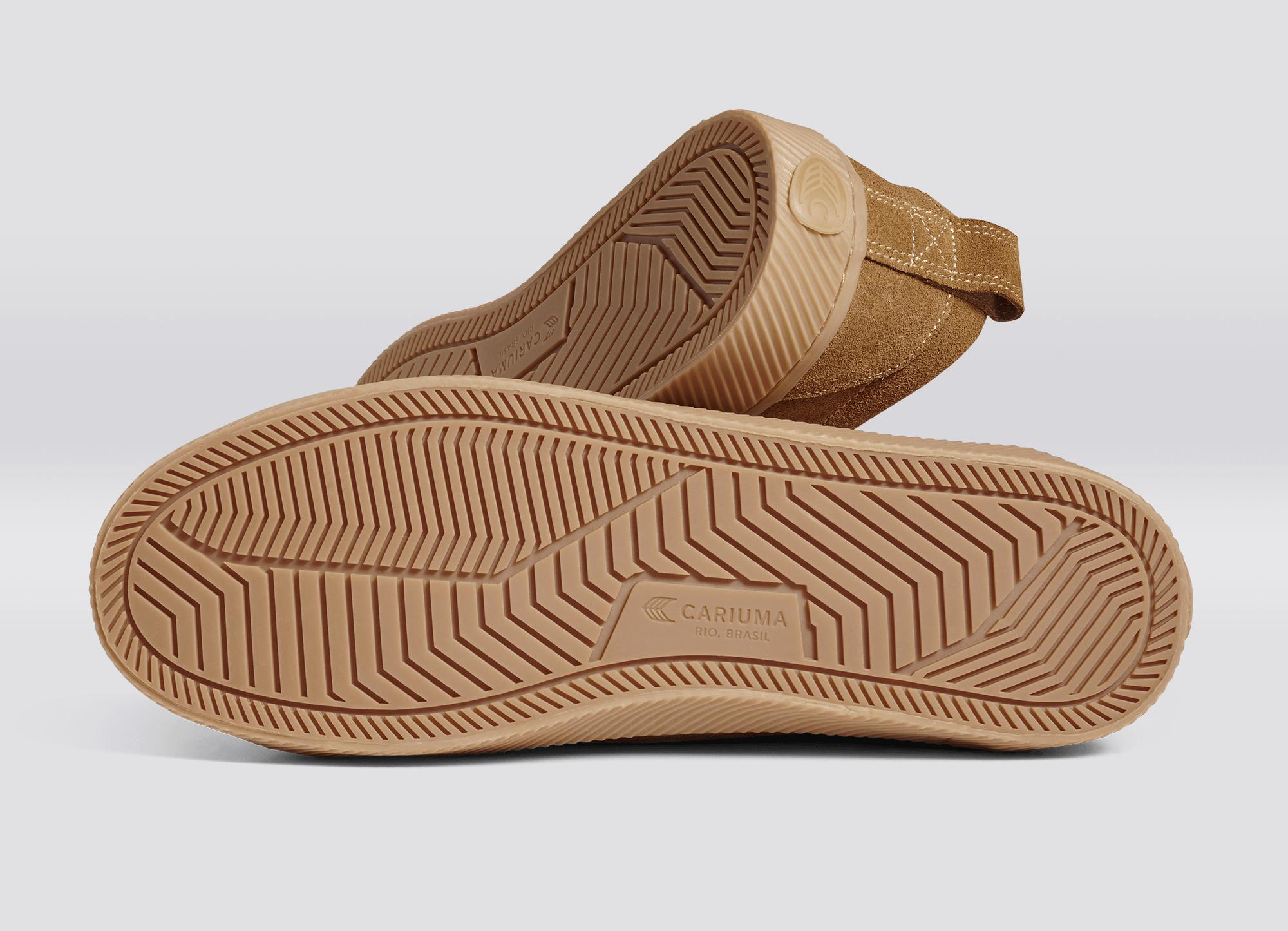 All Camel Suede 1