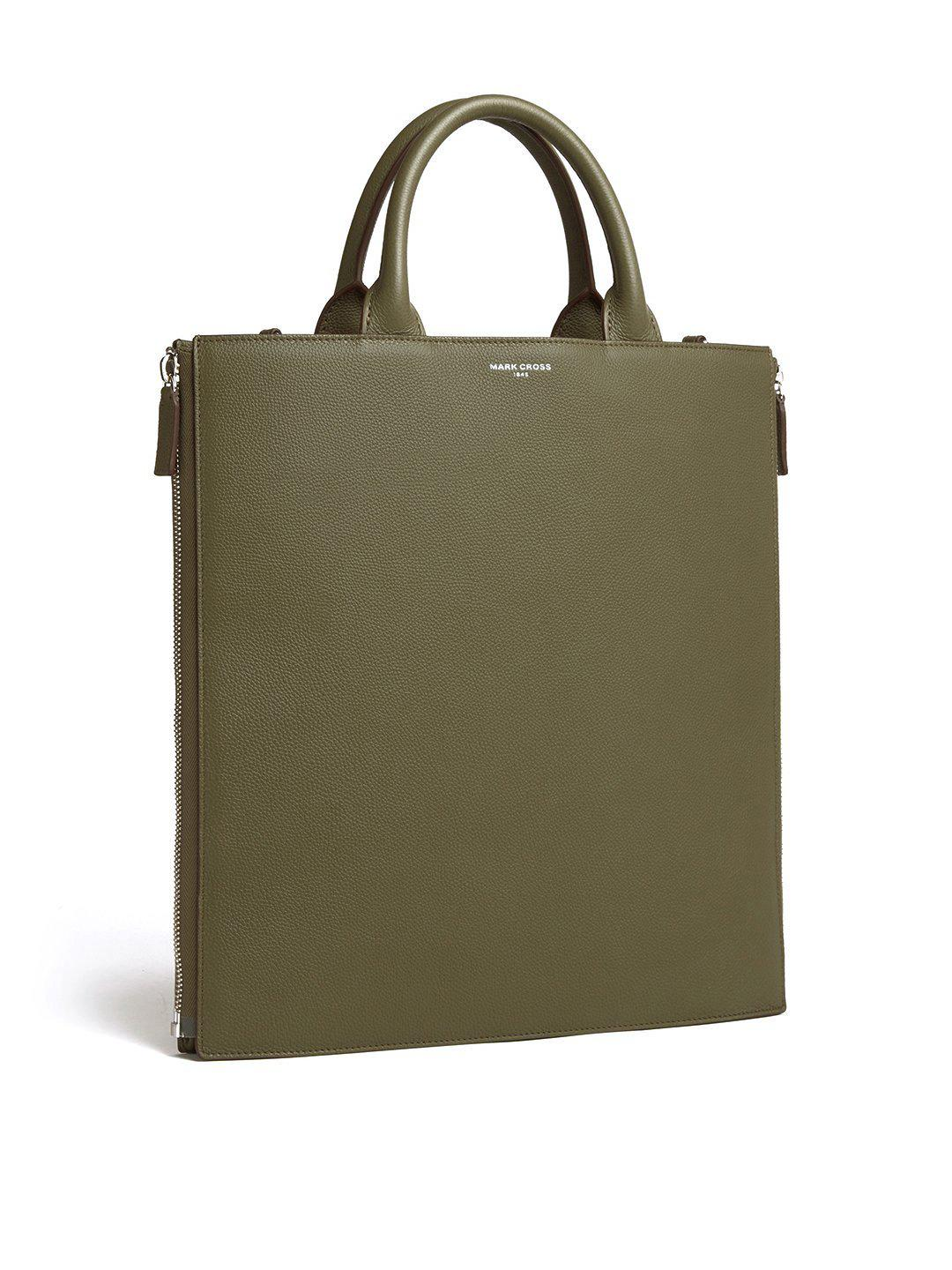 Sidney Leather Tote Bag 7