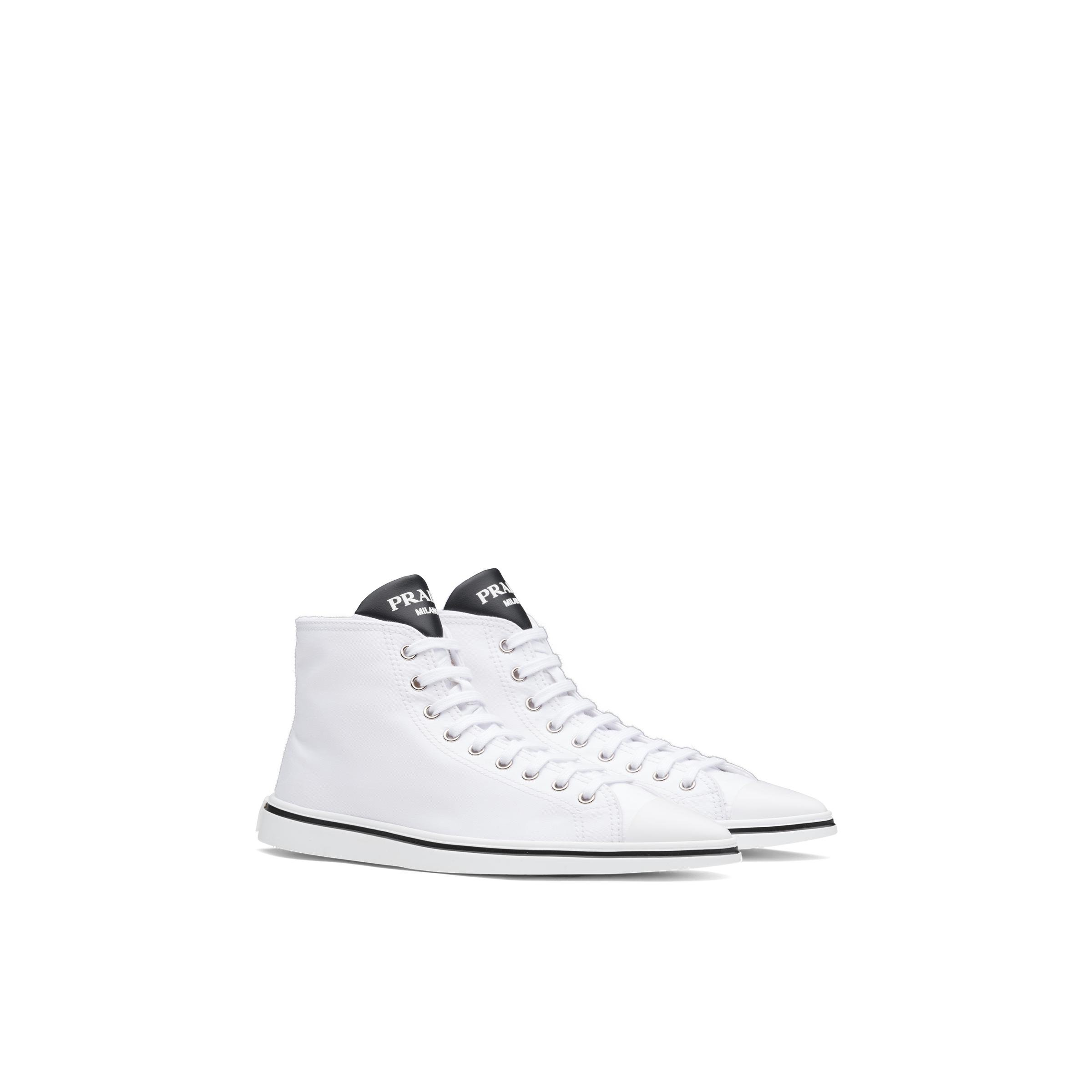 Synthesis High-top Sneakers Women White