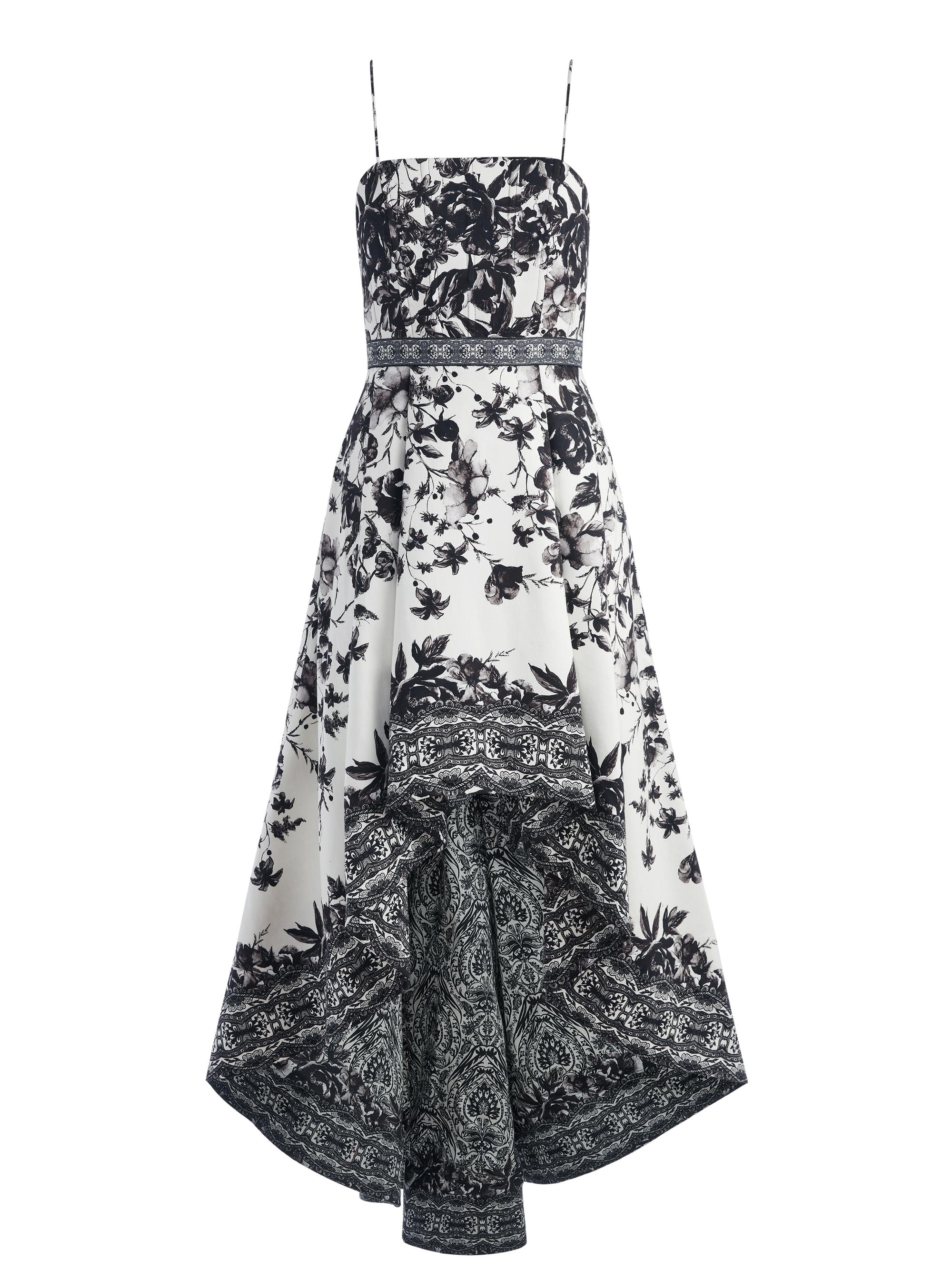 FLORENCE HIGH LOW GOWN 5