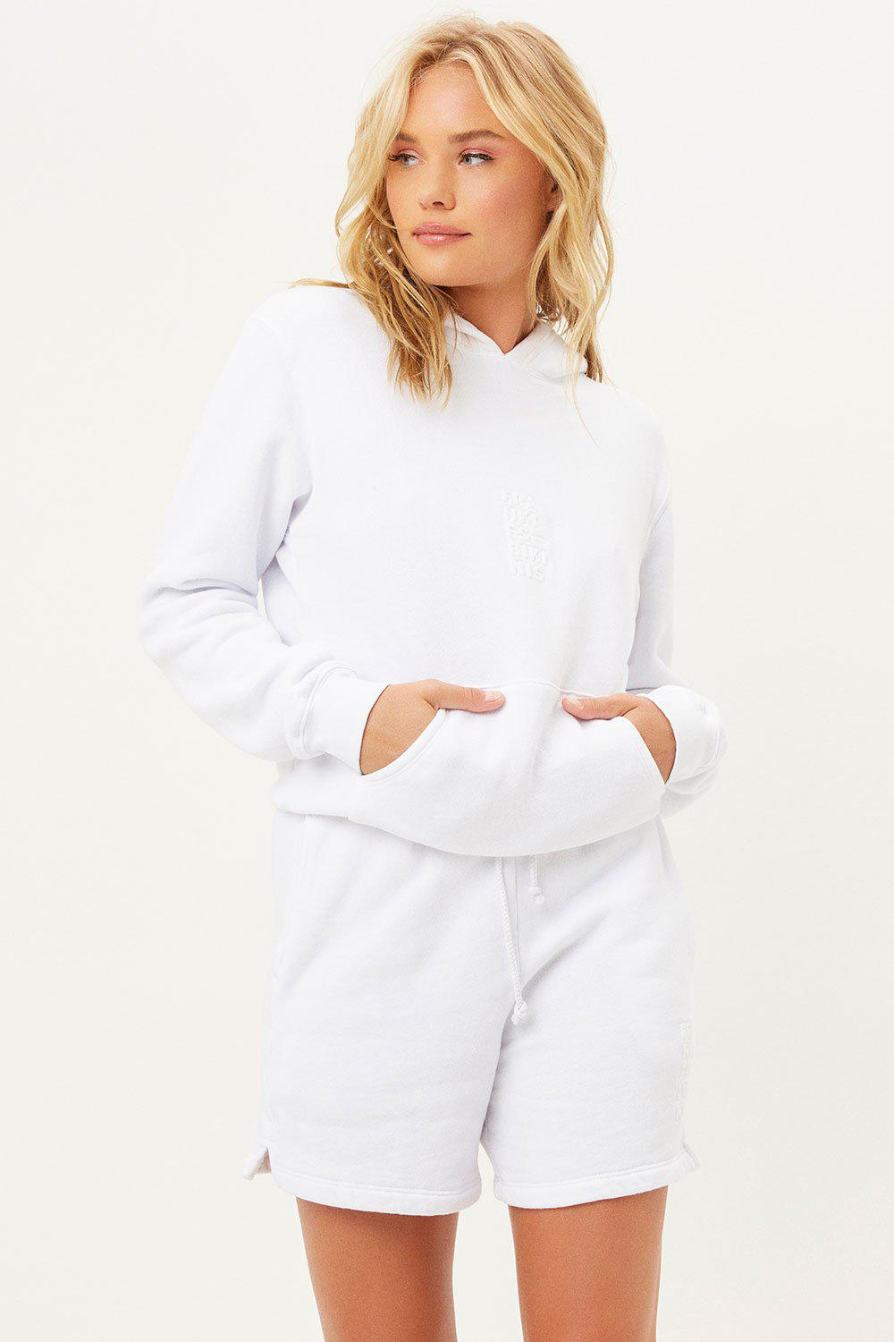 Aiden Sweatshirt - White