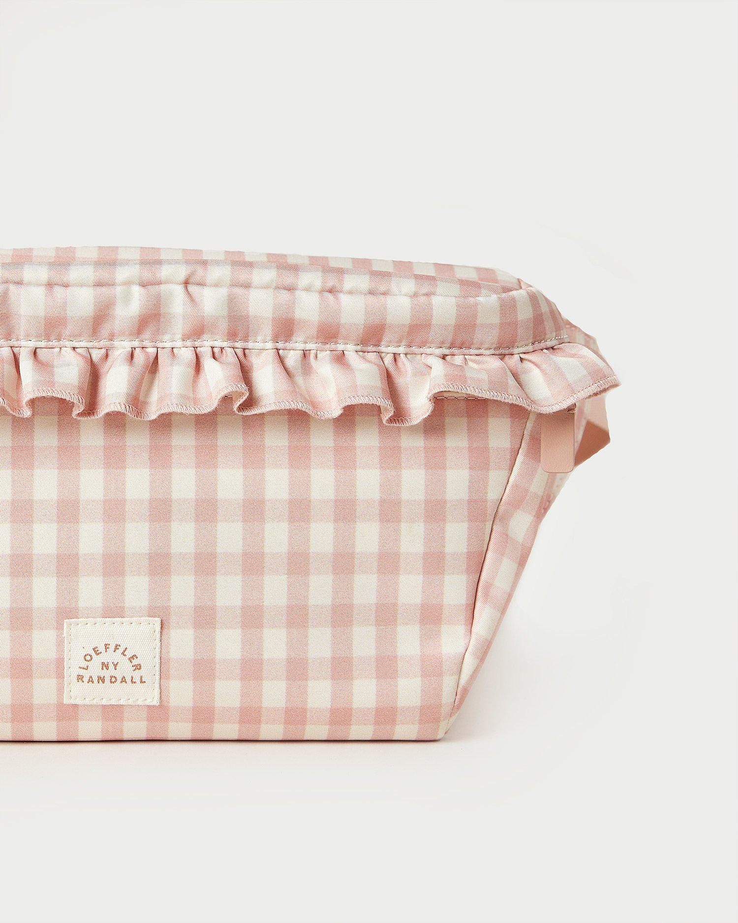 Shiloh Clay Gingham Commuter Pack 2