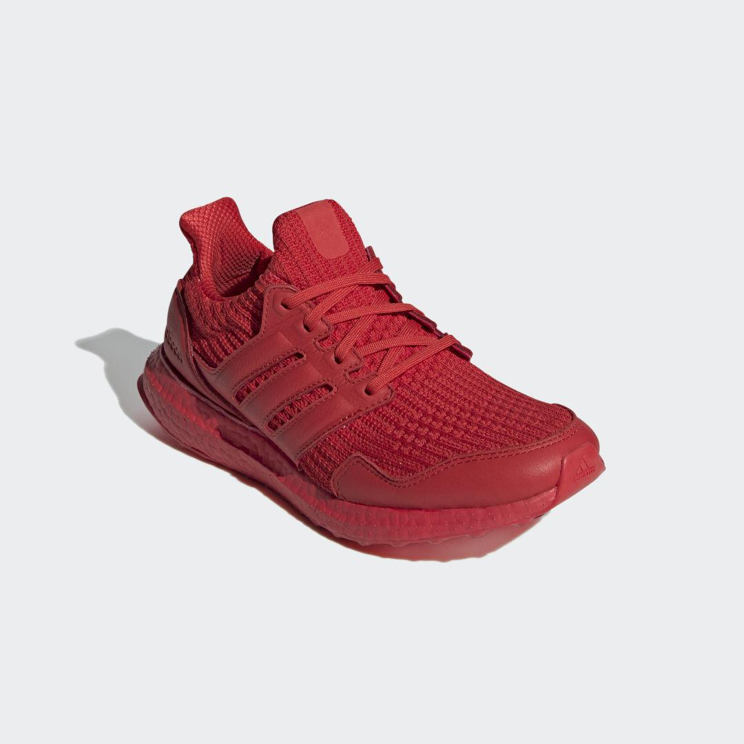 Ultraboost DNA S&L Shoes Lush Red