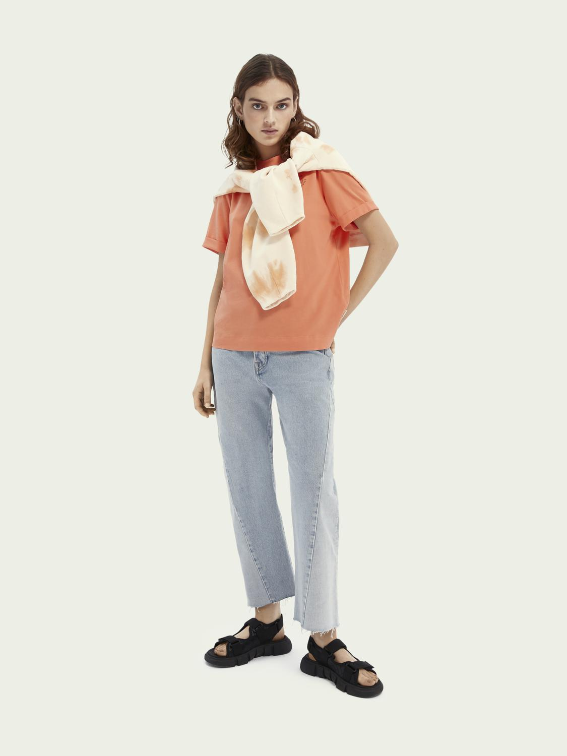 Graphic relaxed-fit T-shirt 3