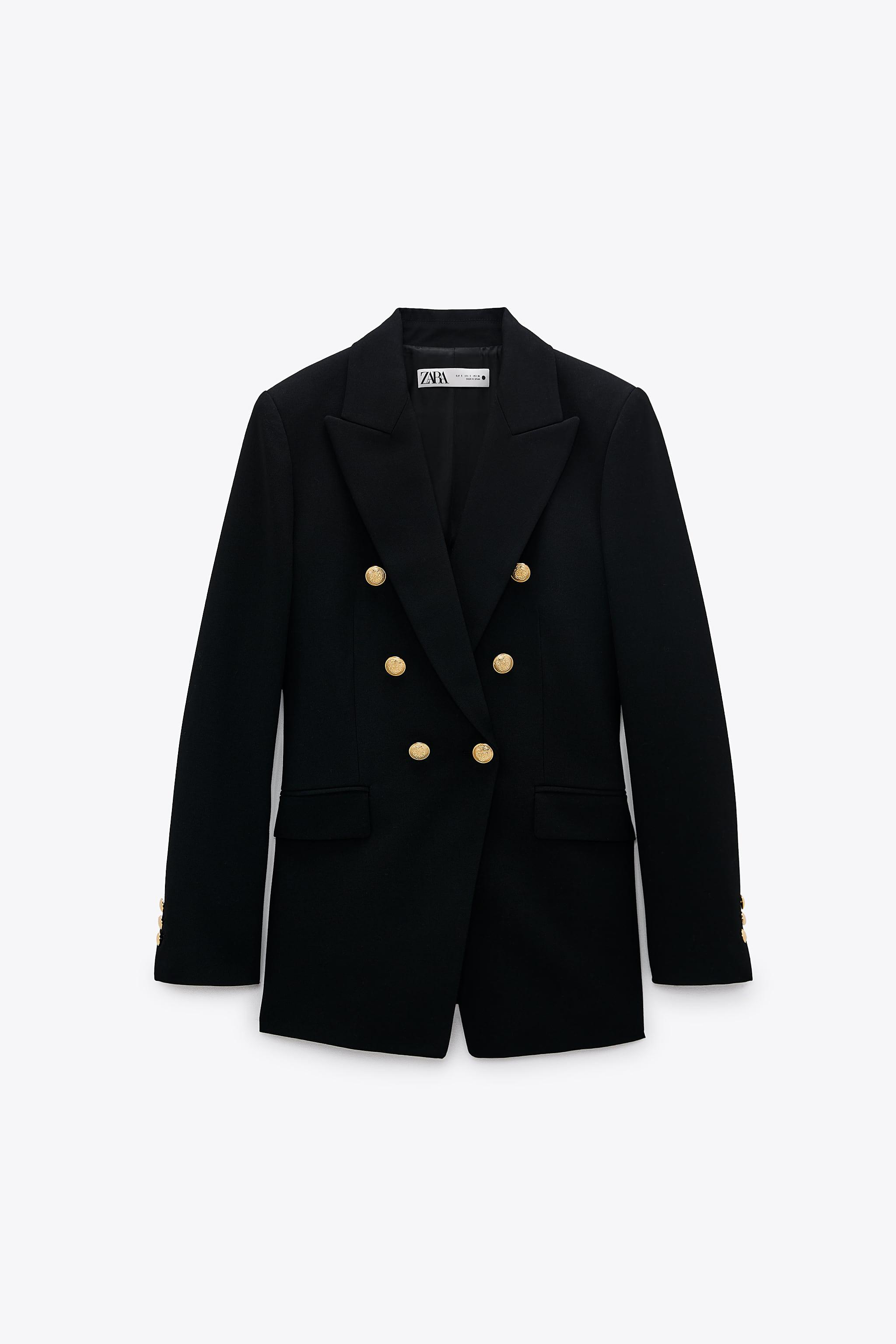 TAILORED DOUBLE BREASTED BLAZER 5