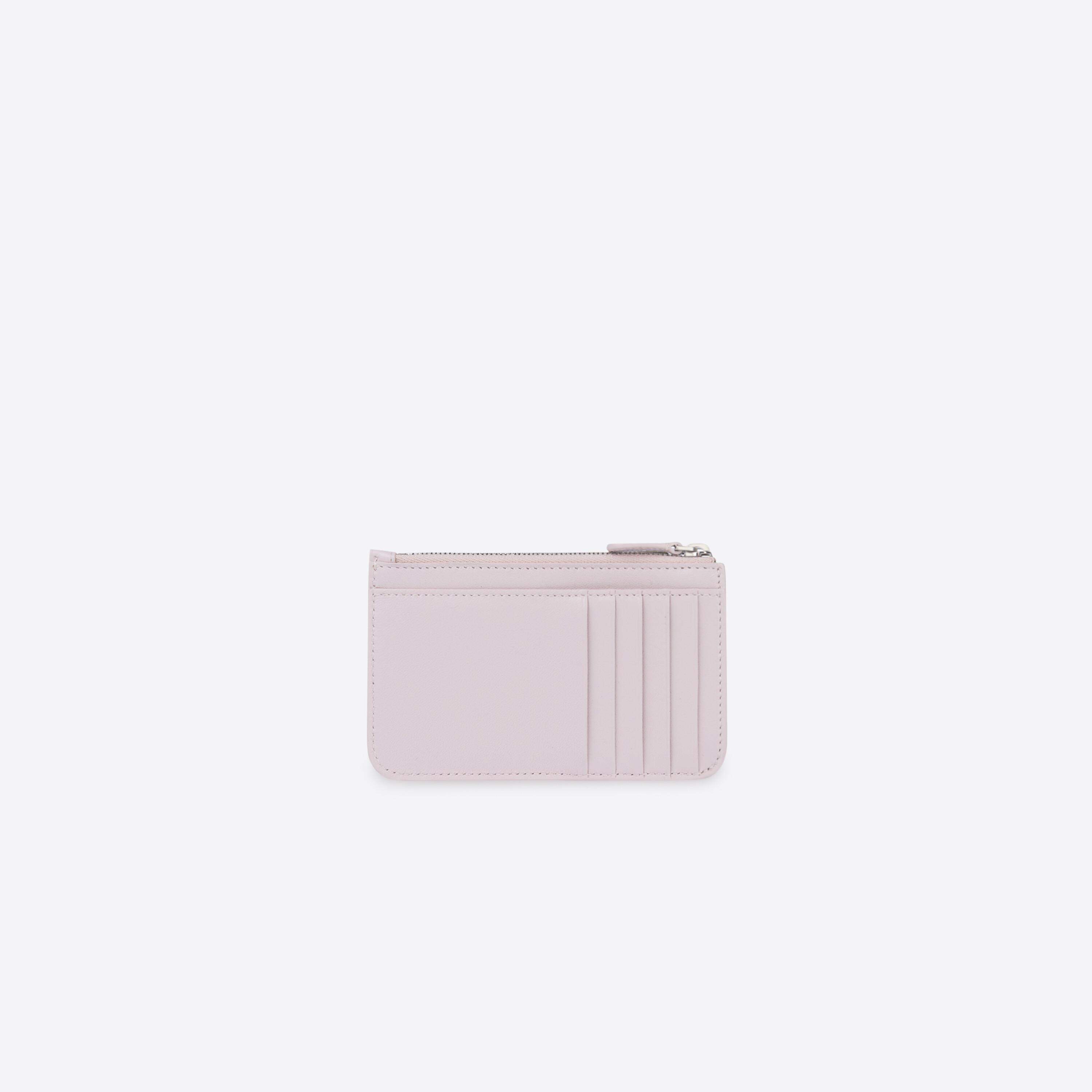 Essential Long Coin and Card Holder 1