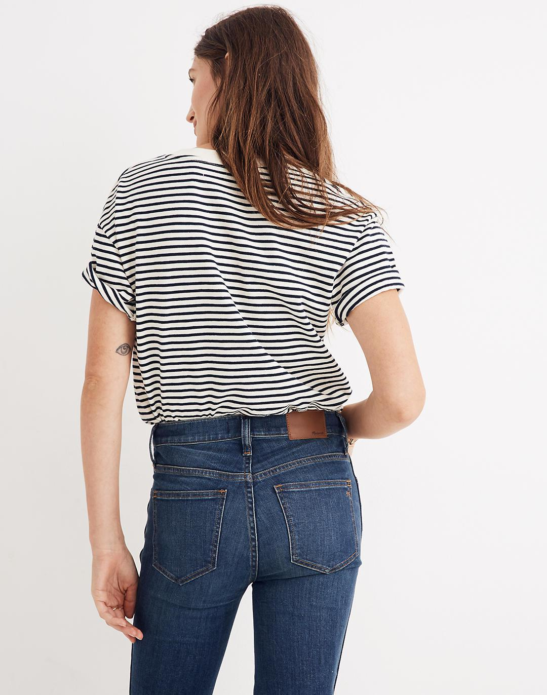 """Taller 10"""" High-Rise Skinny Jeans in Elinor Wash: Eco Edition 1"""