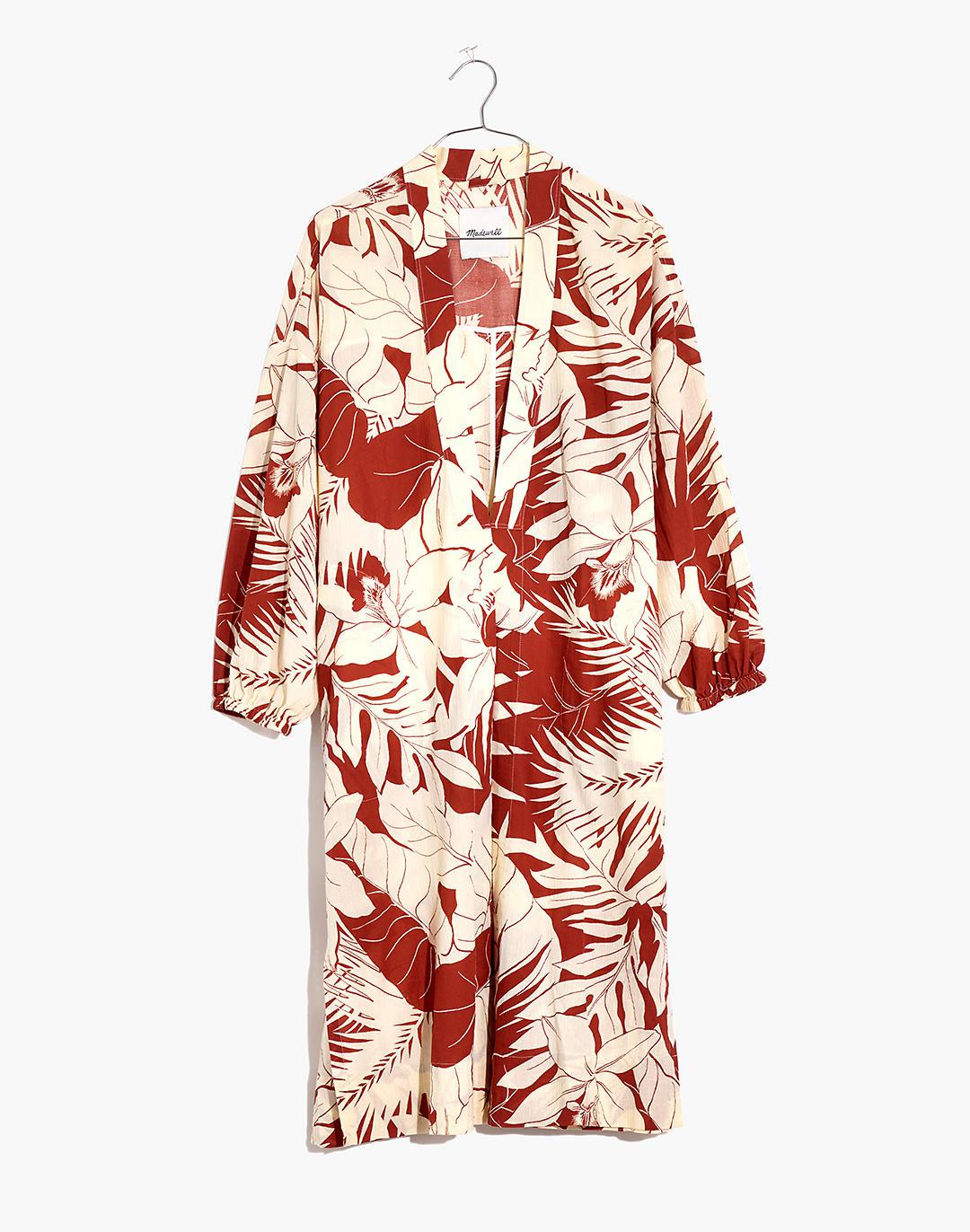 Robe Jacket in Tropical Vacation 3