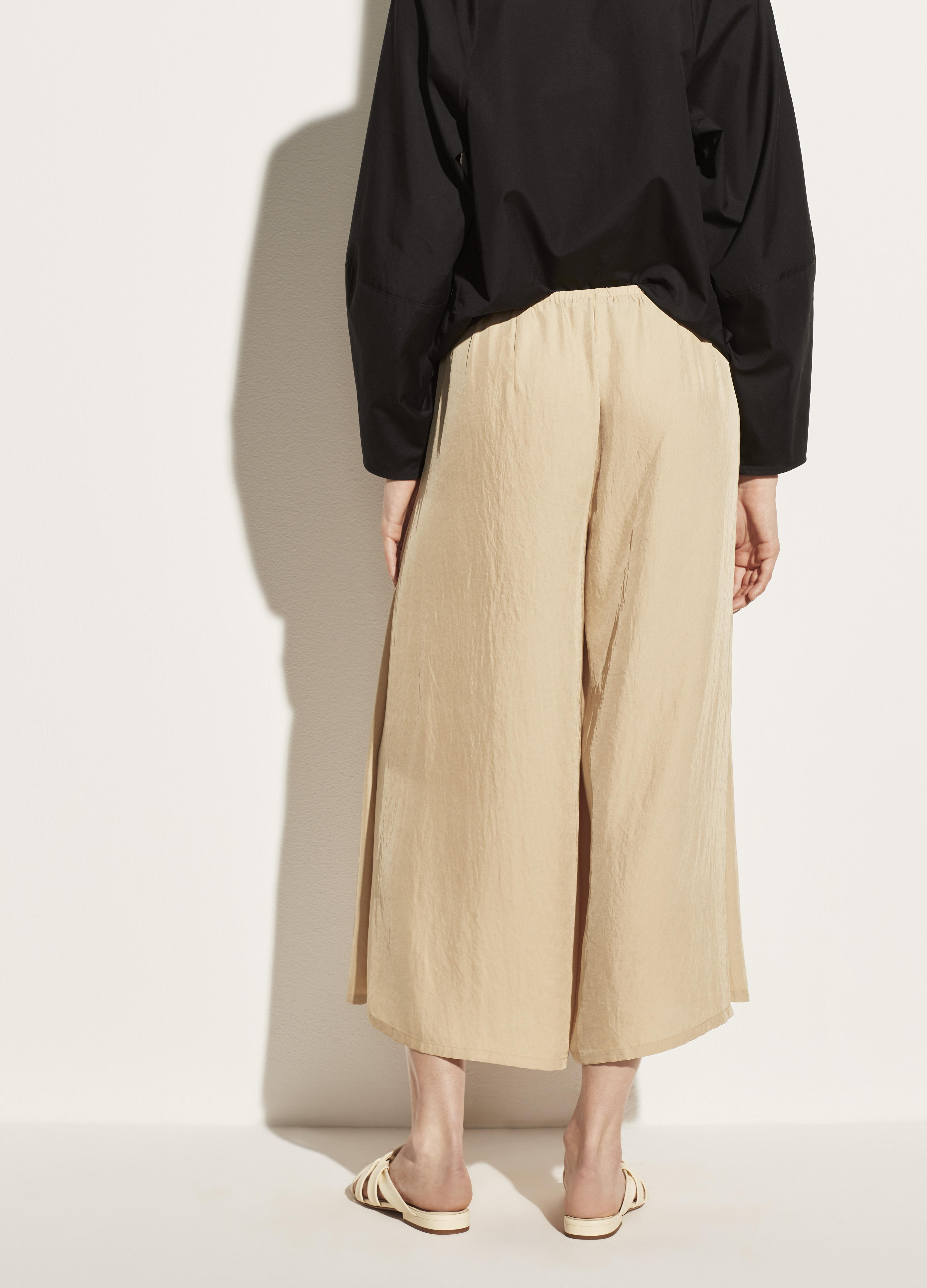 Drapey Pull On Culotte 3