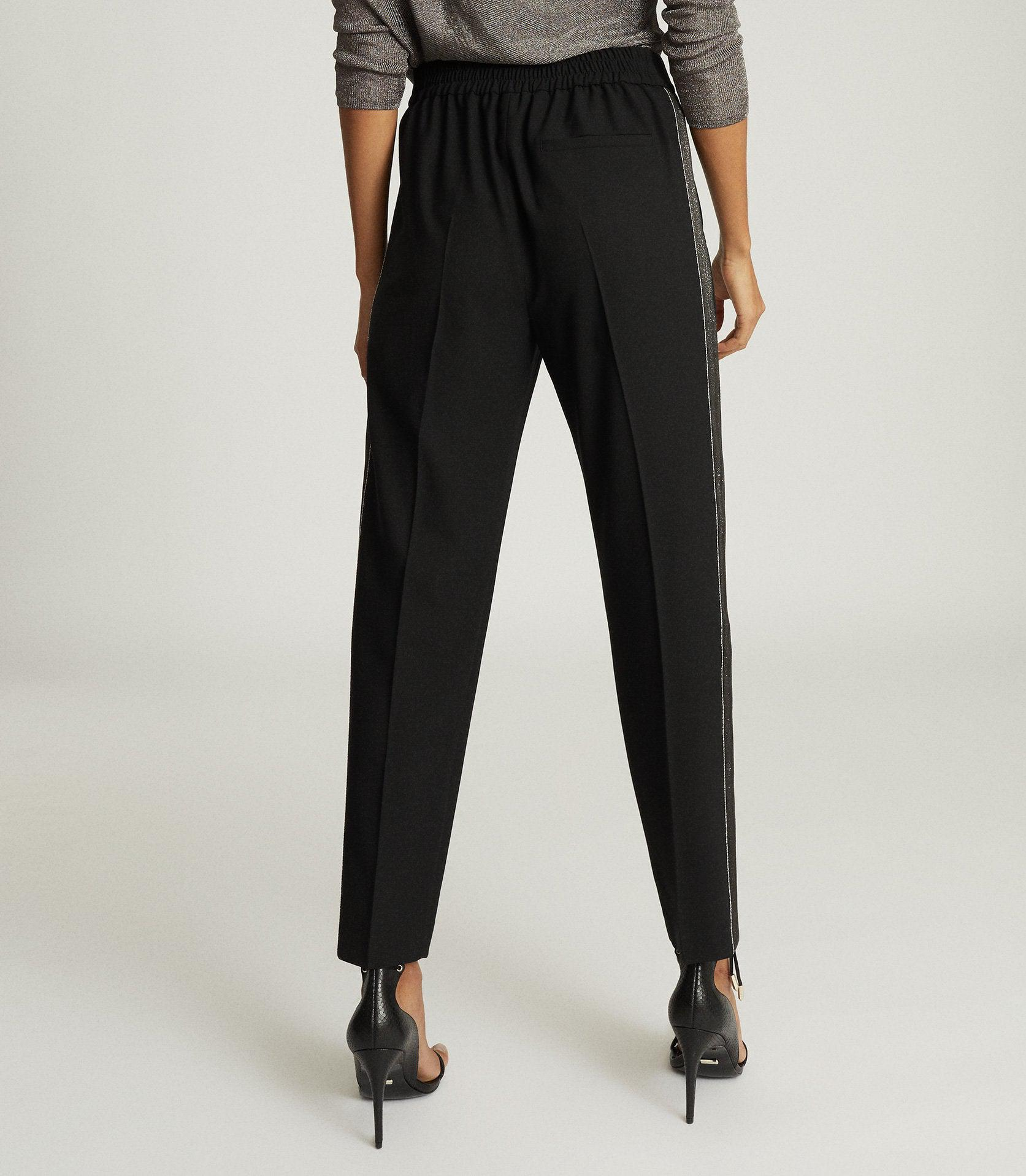 JAY - PLEAT FRONT TAILORED TROUSERS 3