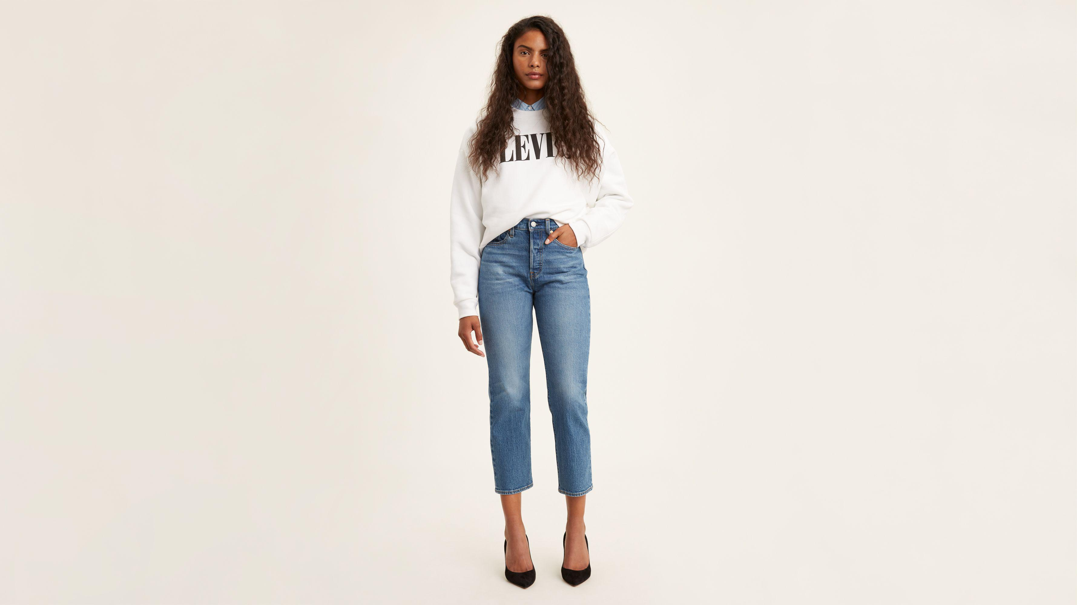 Wedgie Fit Straight Women's Jeans 1