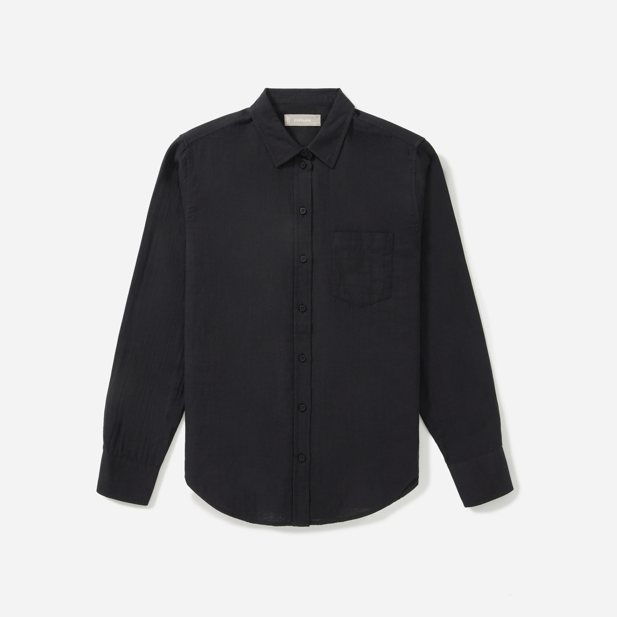 The Double-Gauze Relaxed Shirt 5
