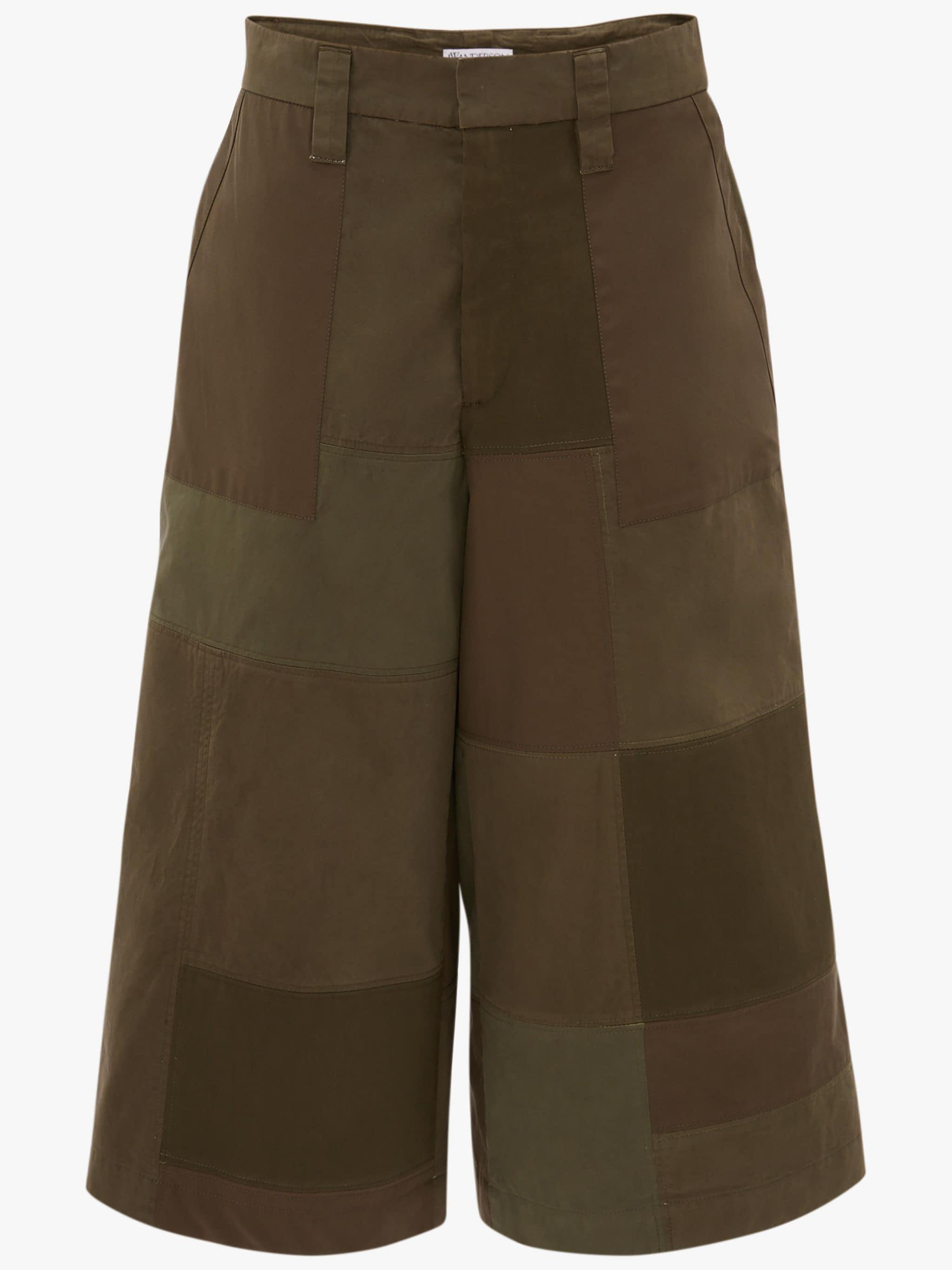 CROPPED WIDE LEG TROUSERS 3