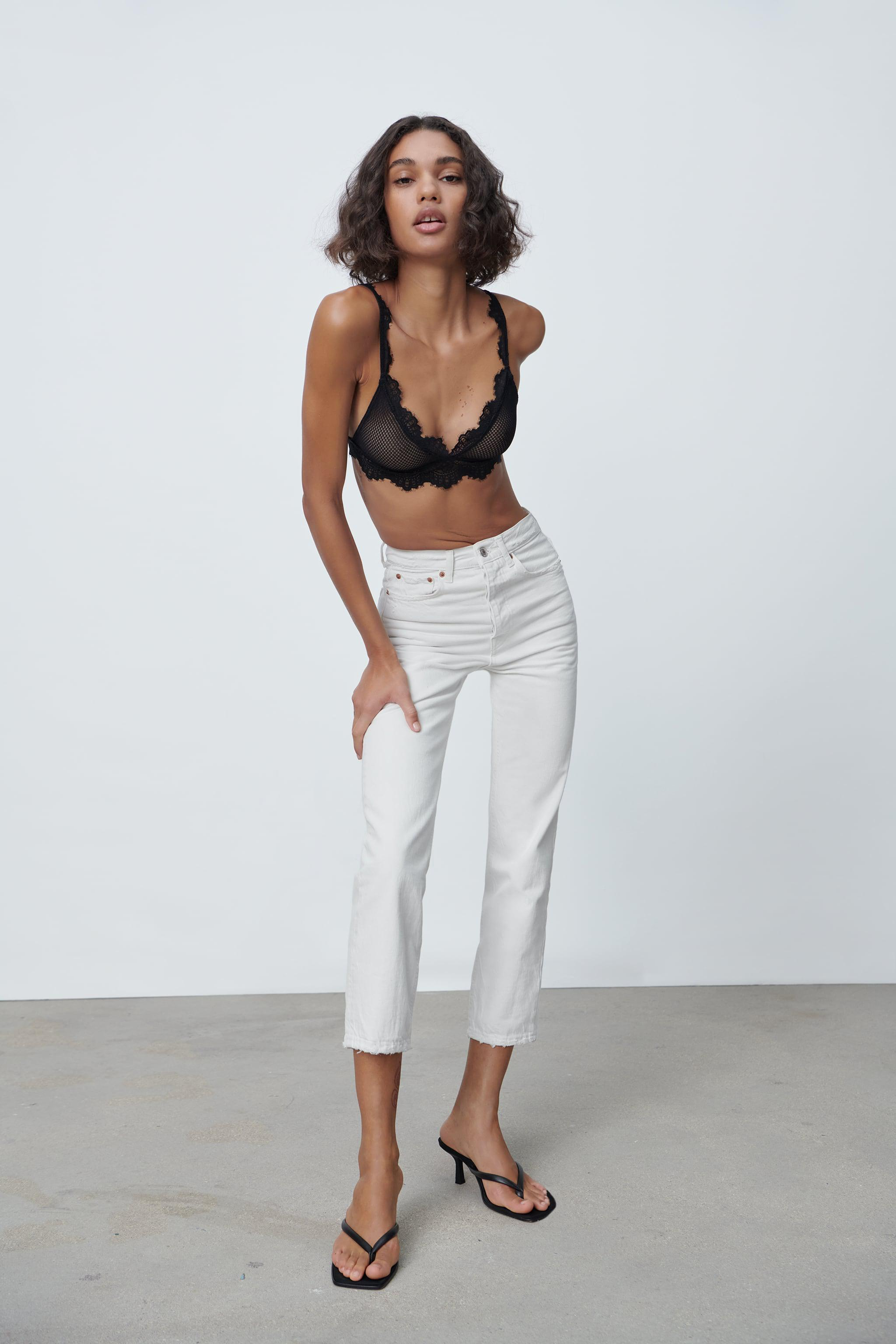 ZW THE BLISS STRAIGHT JEANS 1